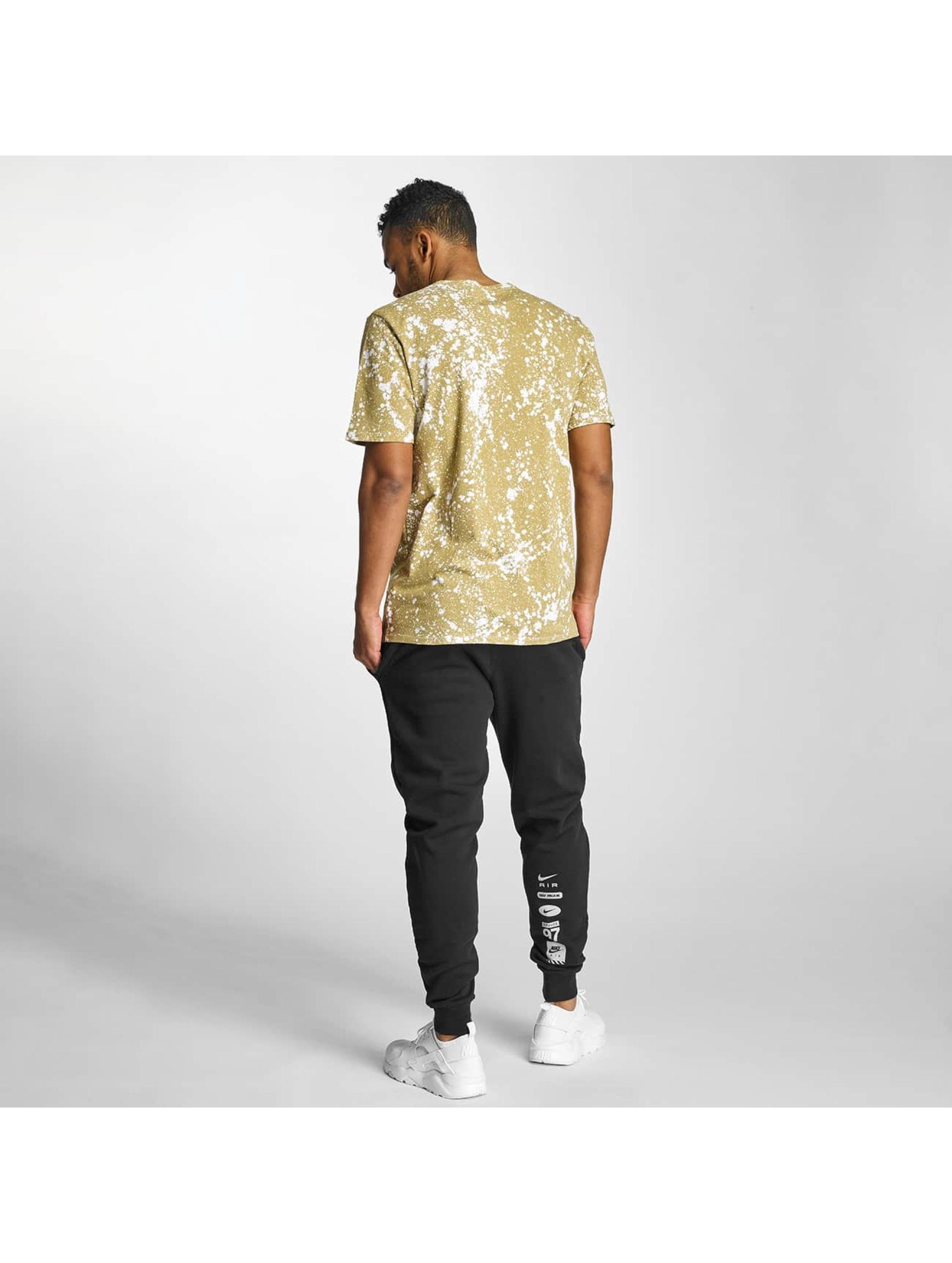 Nike Tričká NSW Ultra Splatter Print kaki