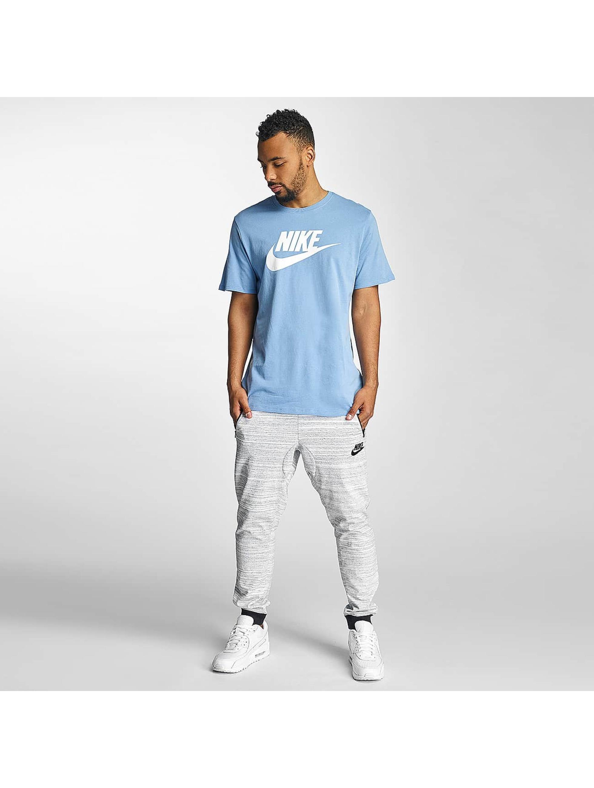 Nike Tričká Futura Icon modrá