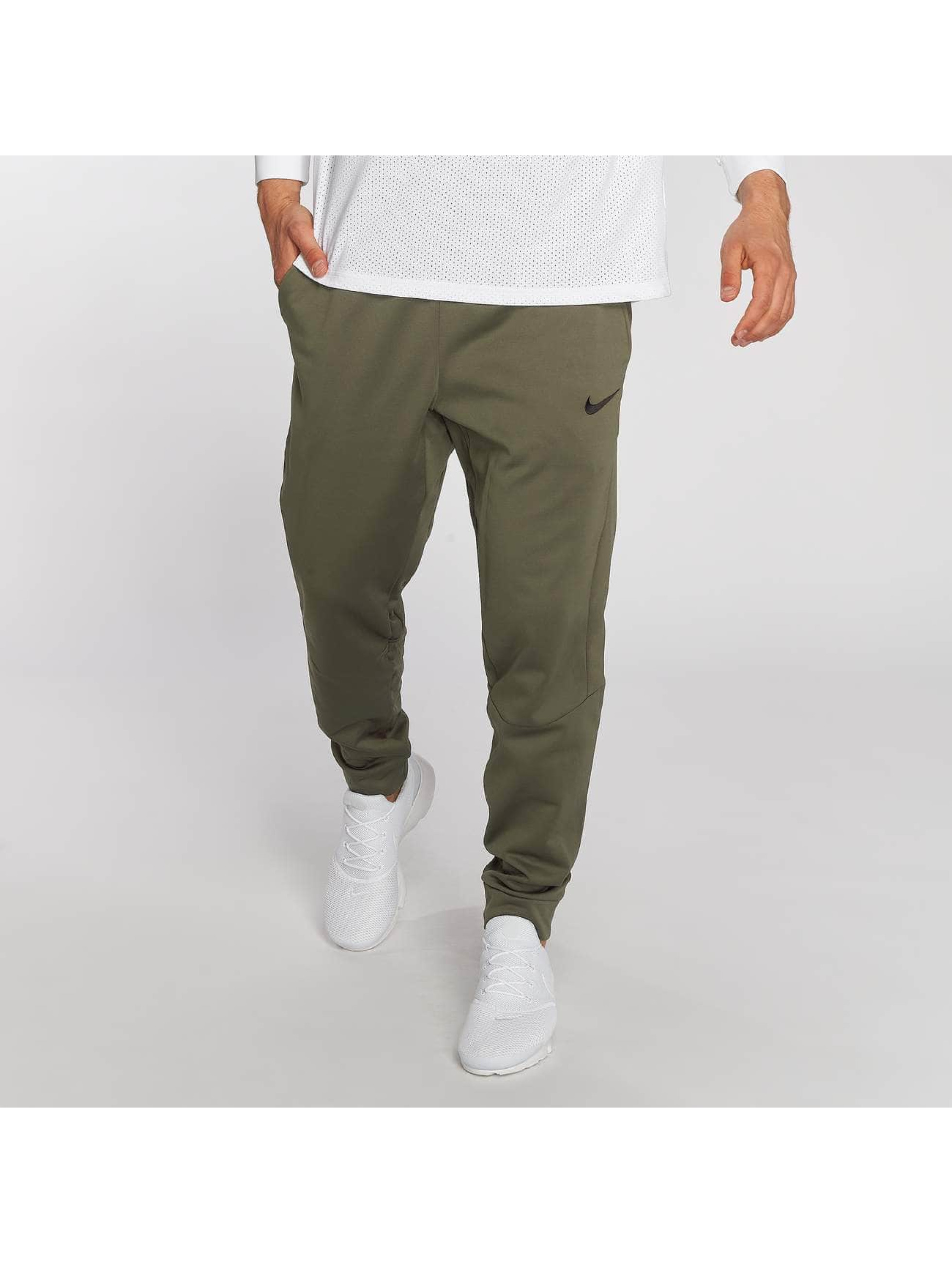 Nike Verryttelyhousut Therma vihreä