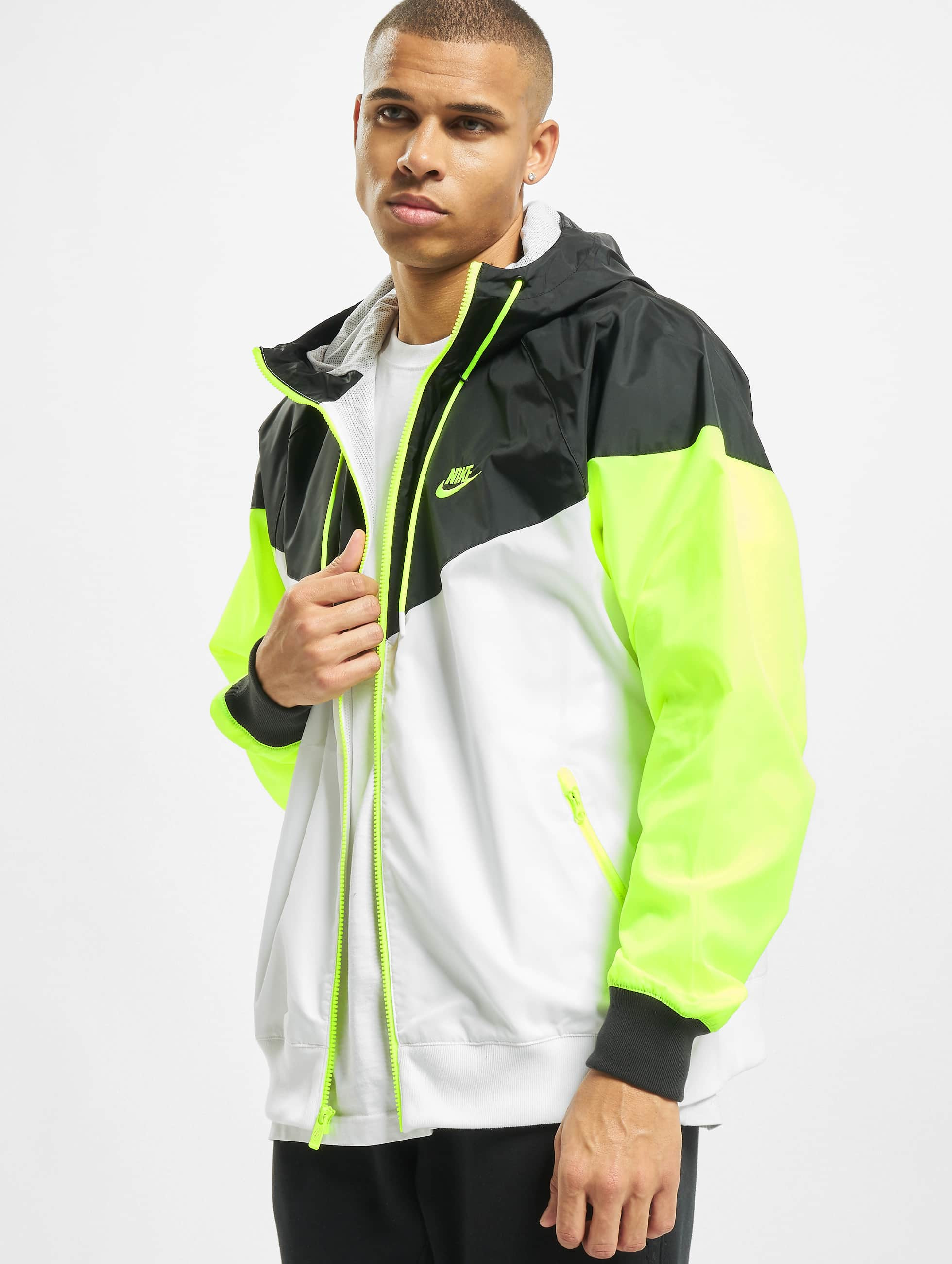 Nike Sportswear Windrunner Blouson whitewolf greydark