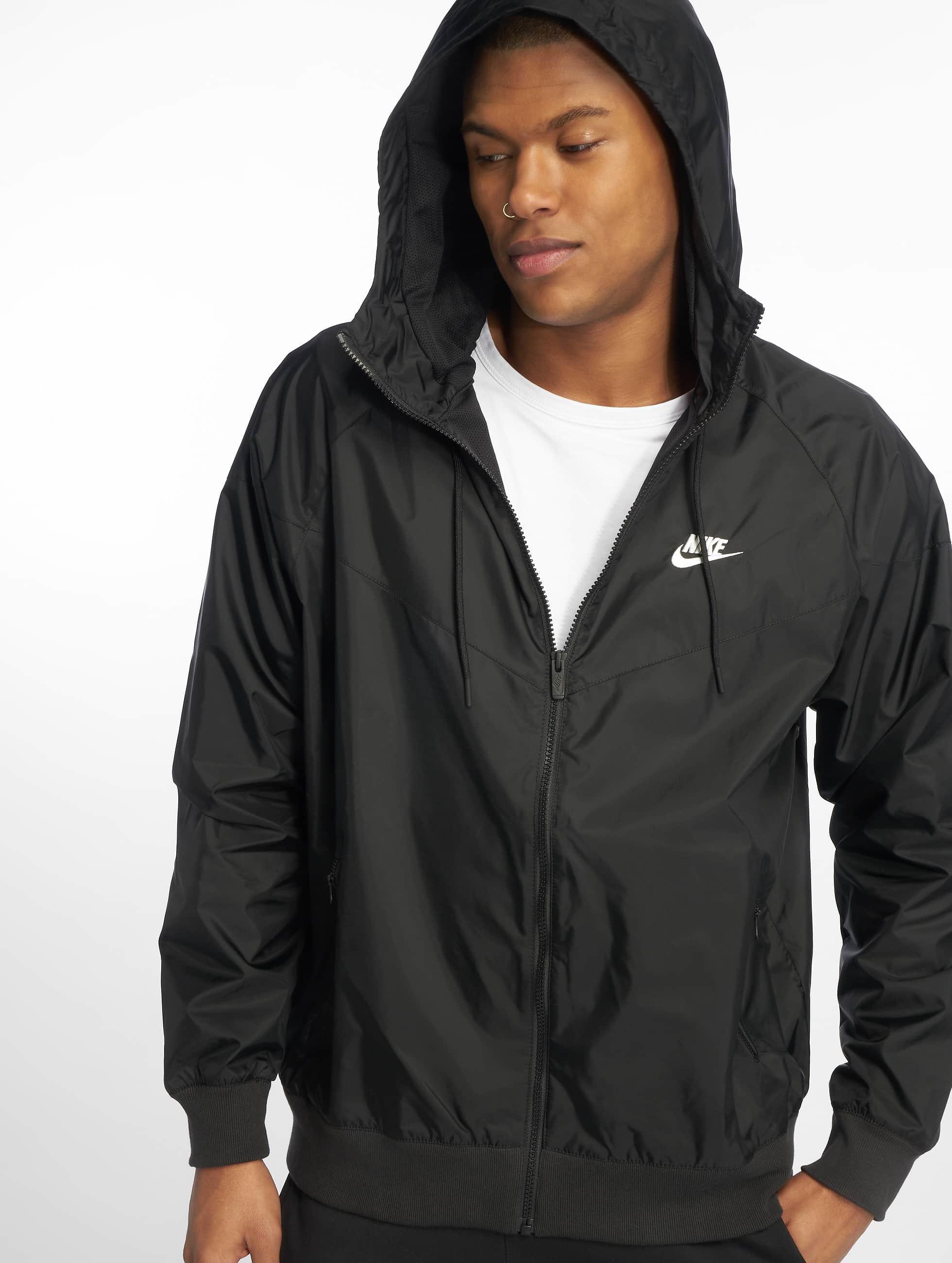 Nike Sportswear JACKET Veste mi saison blackwhite