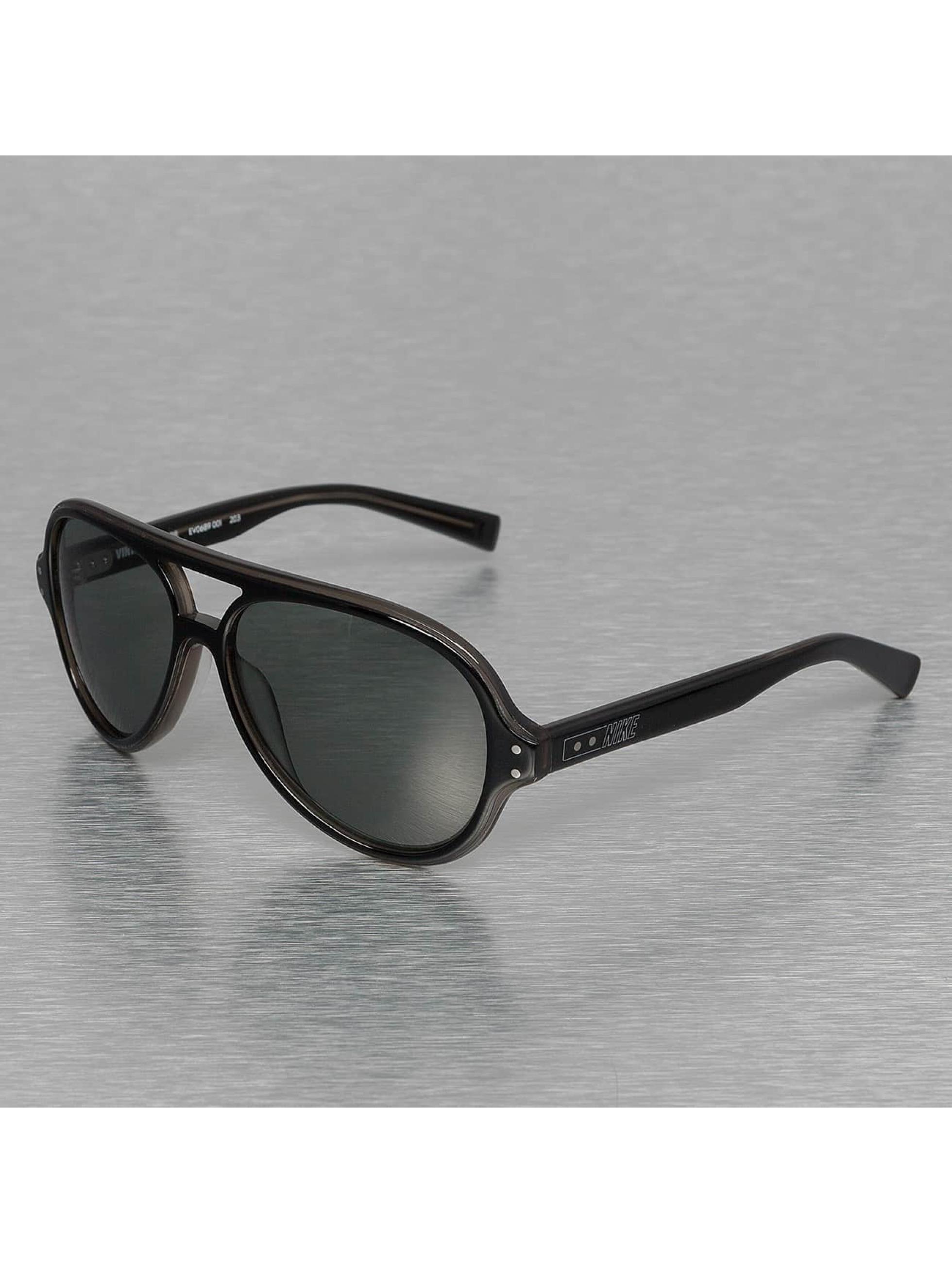 Sonnenbrille Vintage Model 98 in schwarz