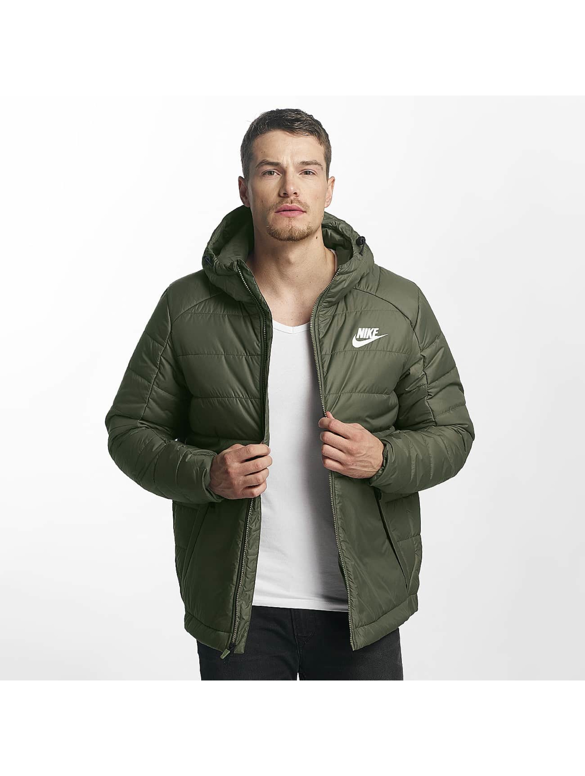 nike herren winterjacke nsw syn fill in olive 363874. Black Bedroom Furniture Sets. Home Design Ideas