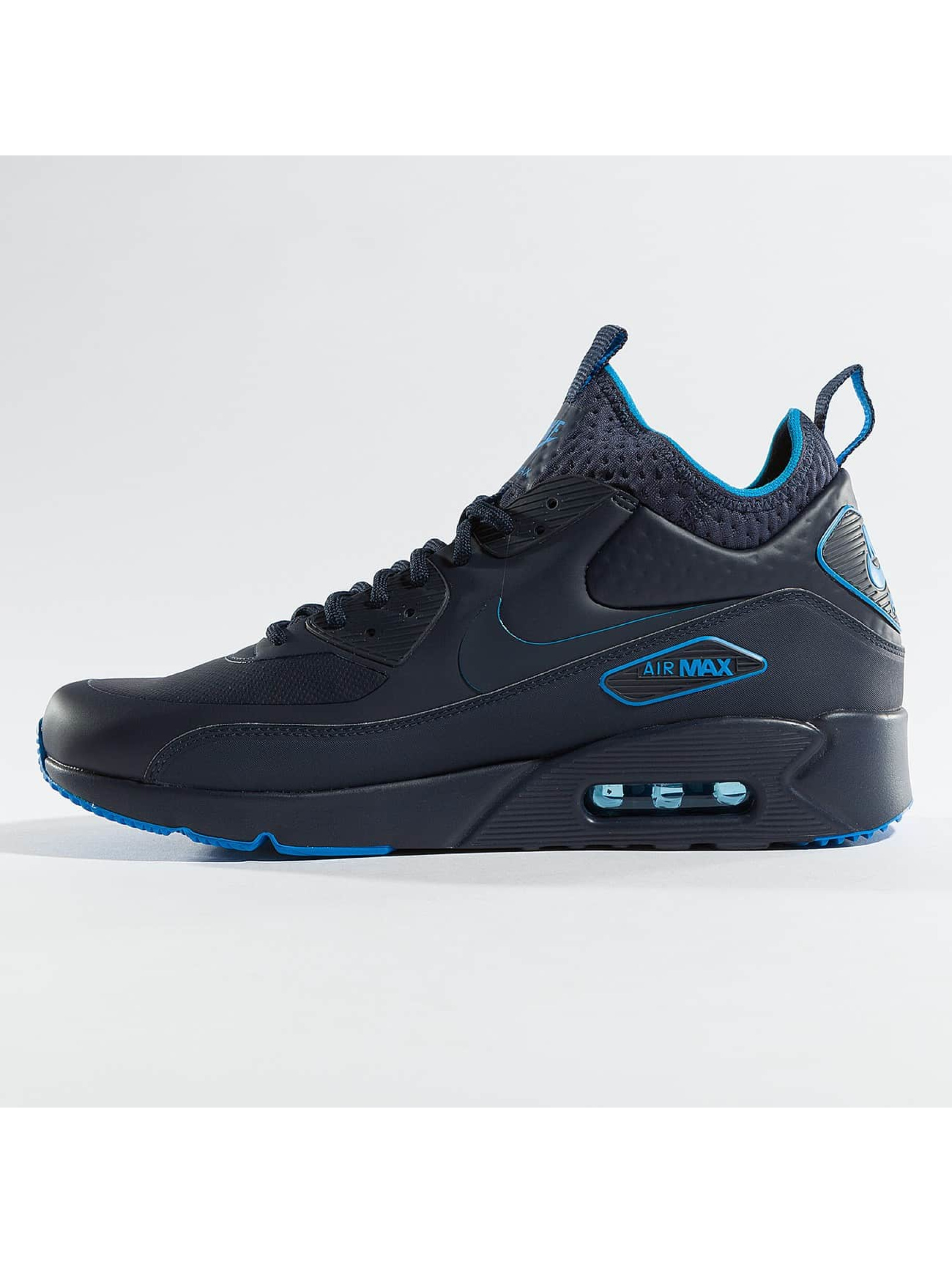Nike Zapatillas de deporte Air Max 90 Ultra Mid Winter SE azul