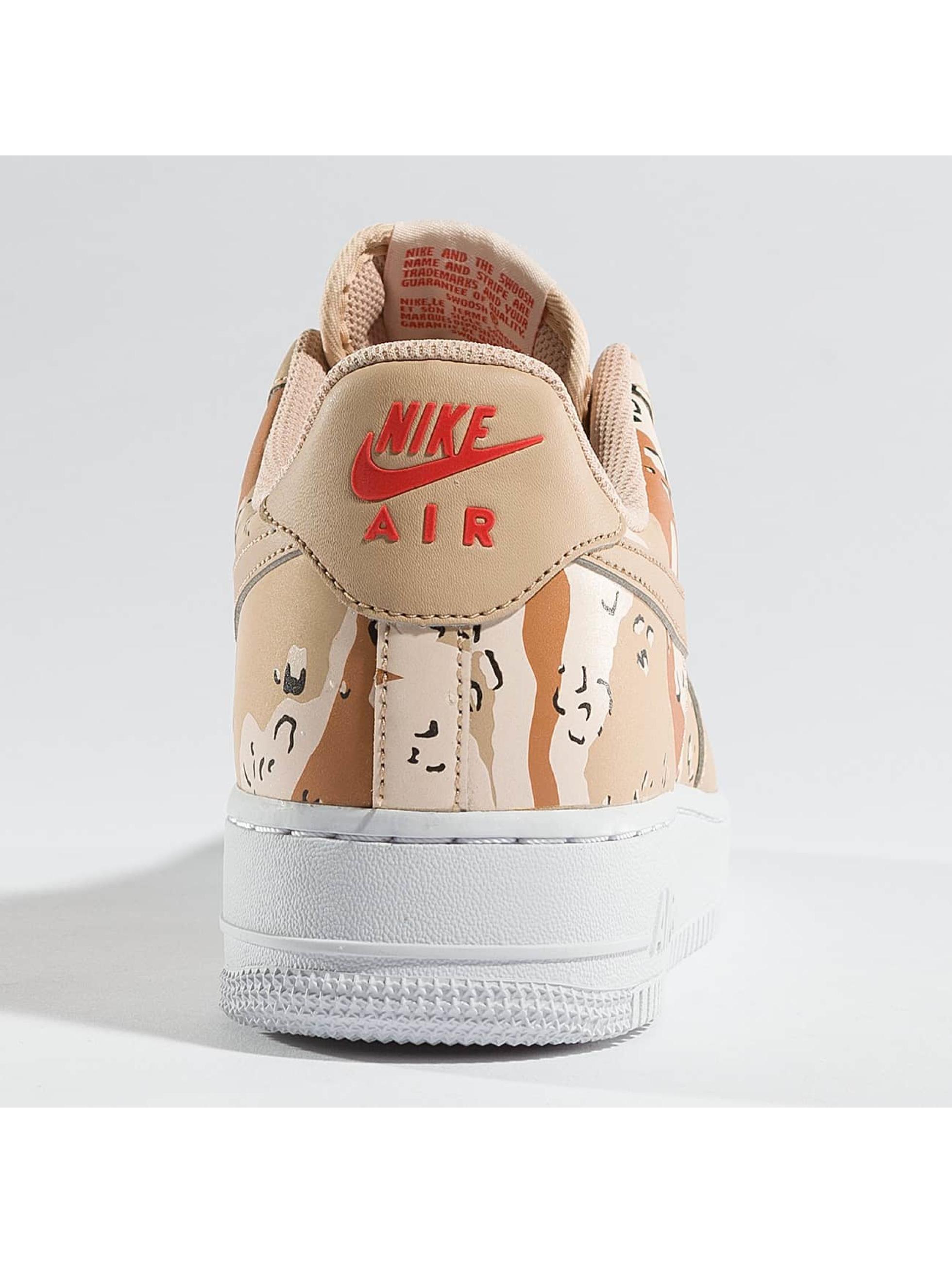 Nike Zapatillas de deporte Air Force 1 07' LV8 beis
