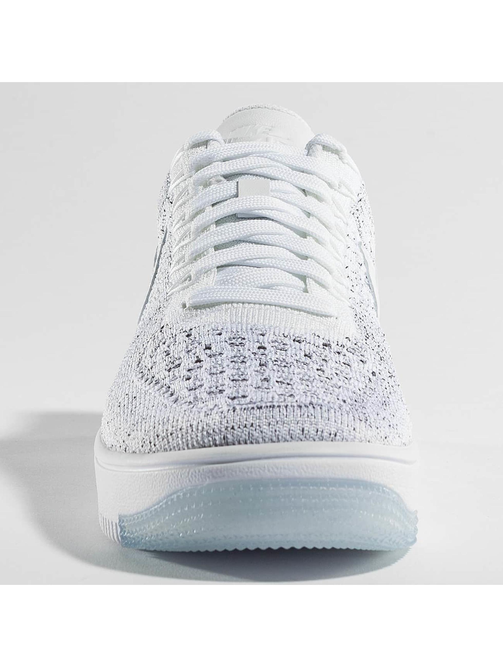 Nike Zapatillas de deporte Air Force 1 Flyknit Low blanco