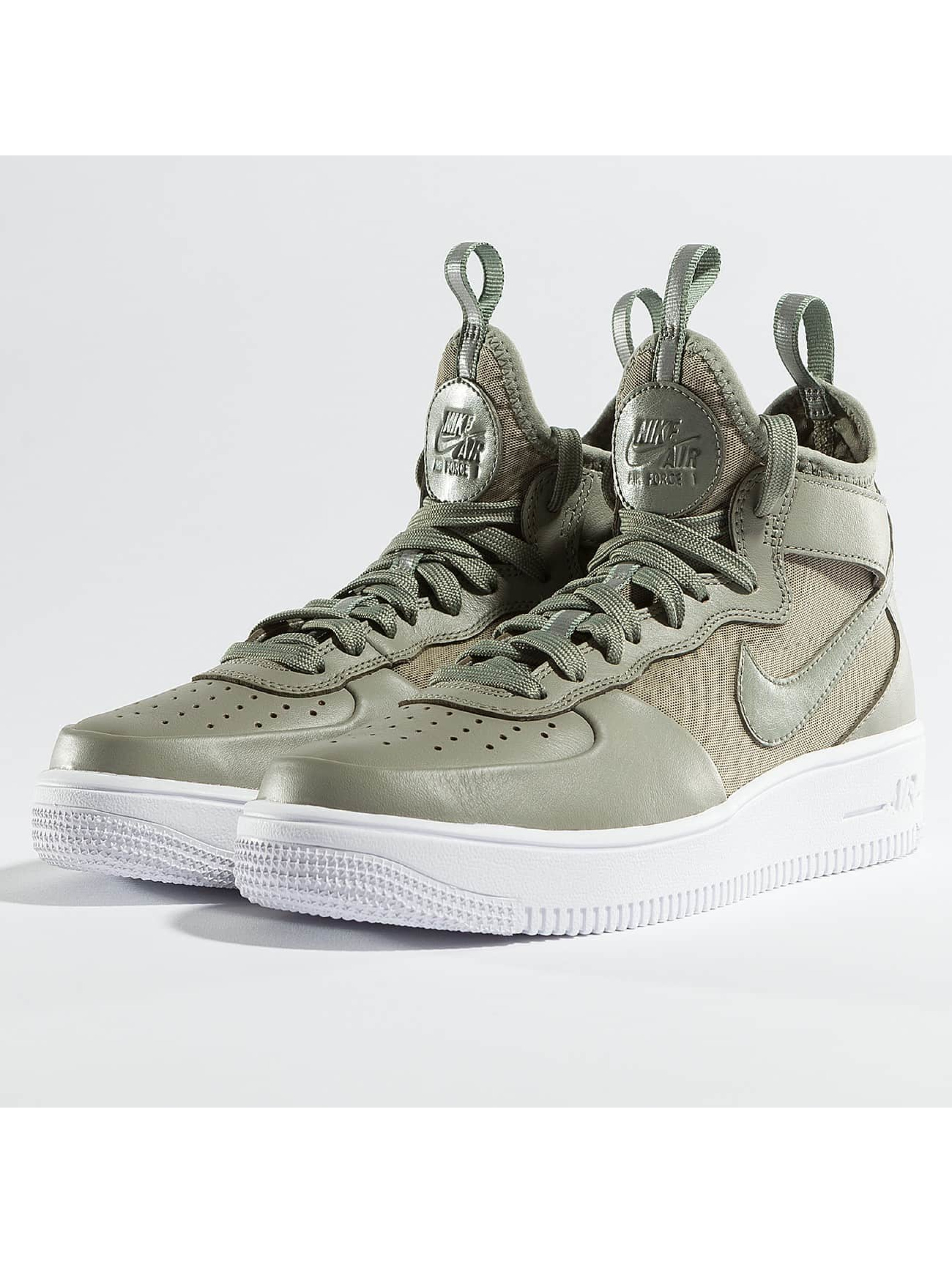 Nike Zapatillas de deporte Air Force One Ultraforce gris