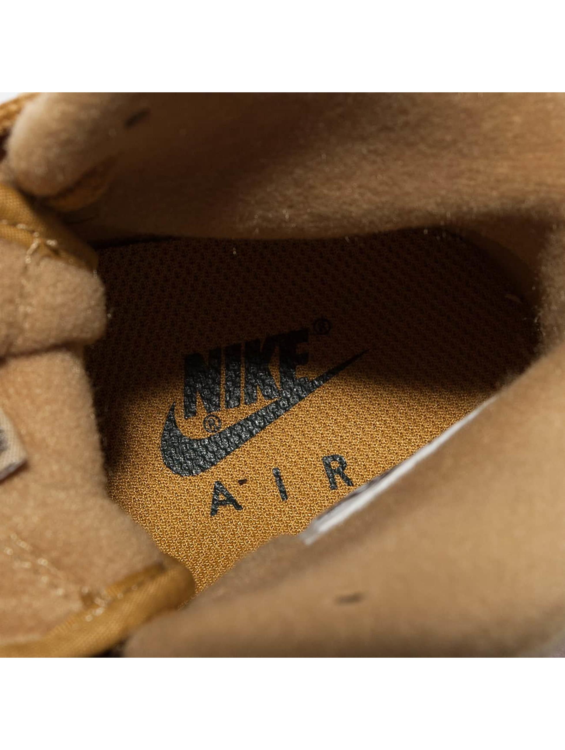Nike Zapatillas de deporte Air Force 1 High WB marrón