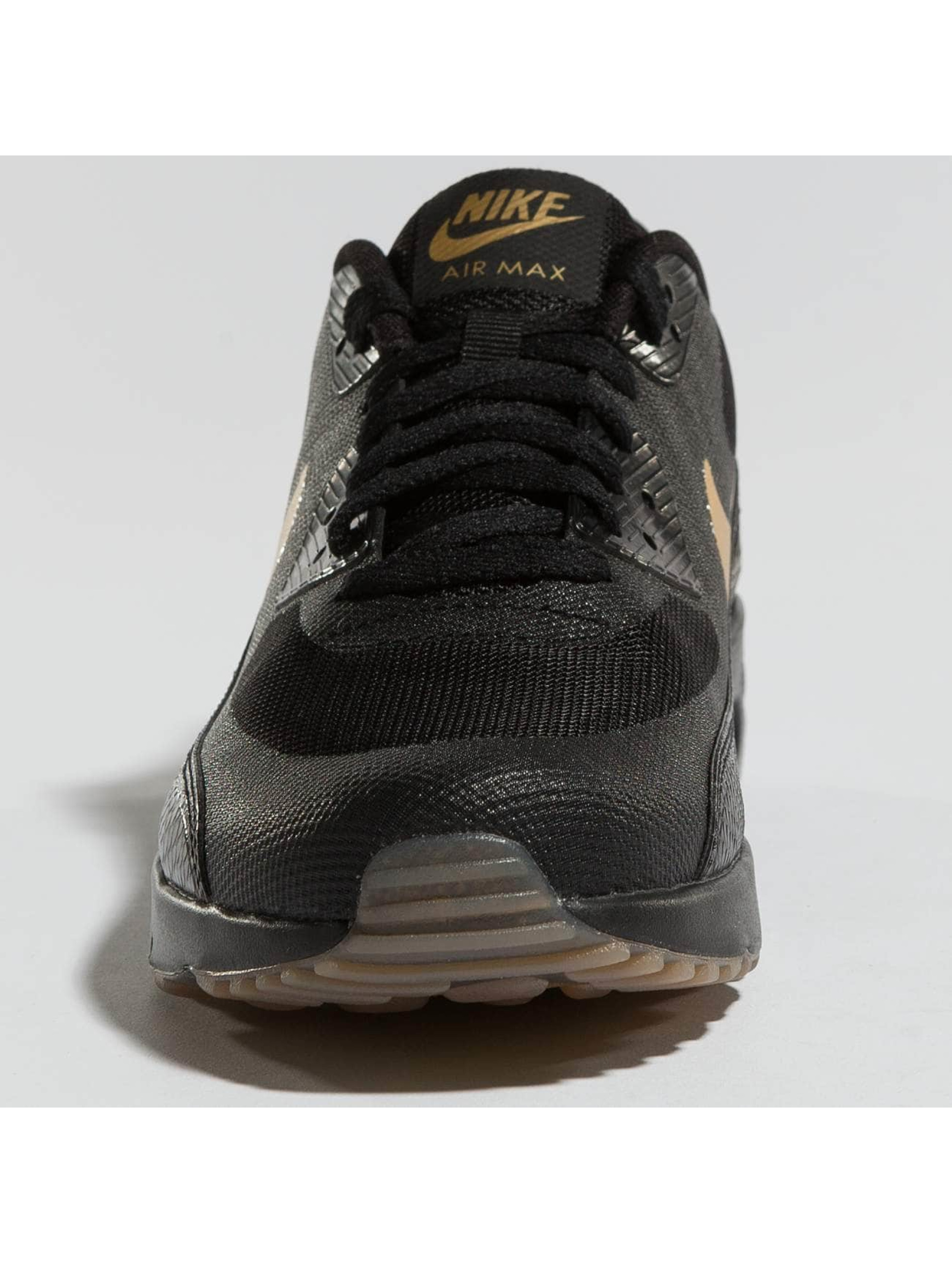 Nike Zapatillas de deporte Air Max 90 Ultra 2.0 Essential negro