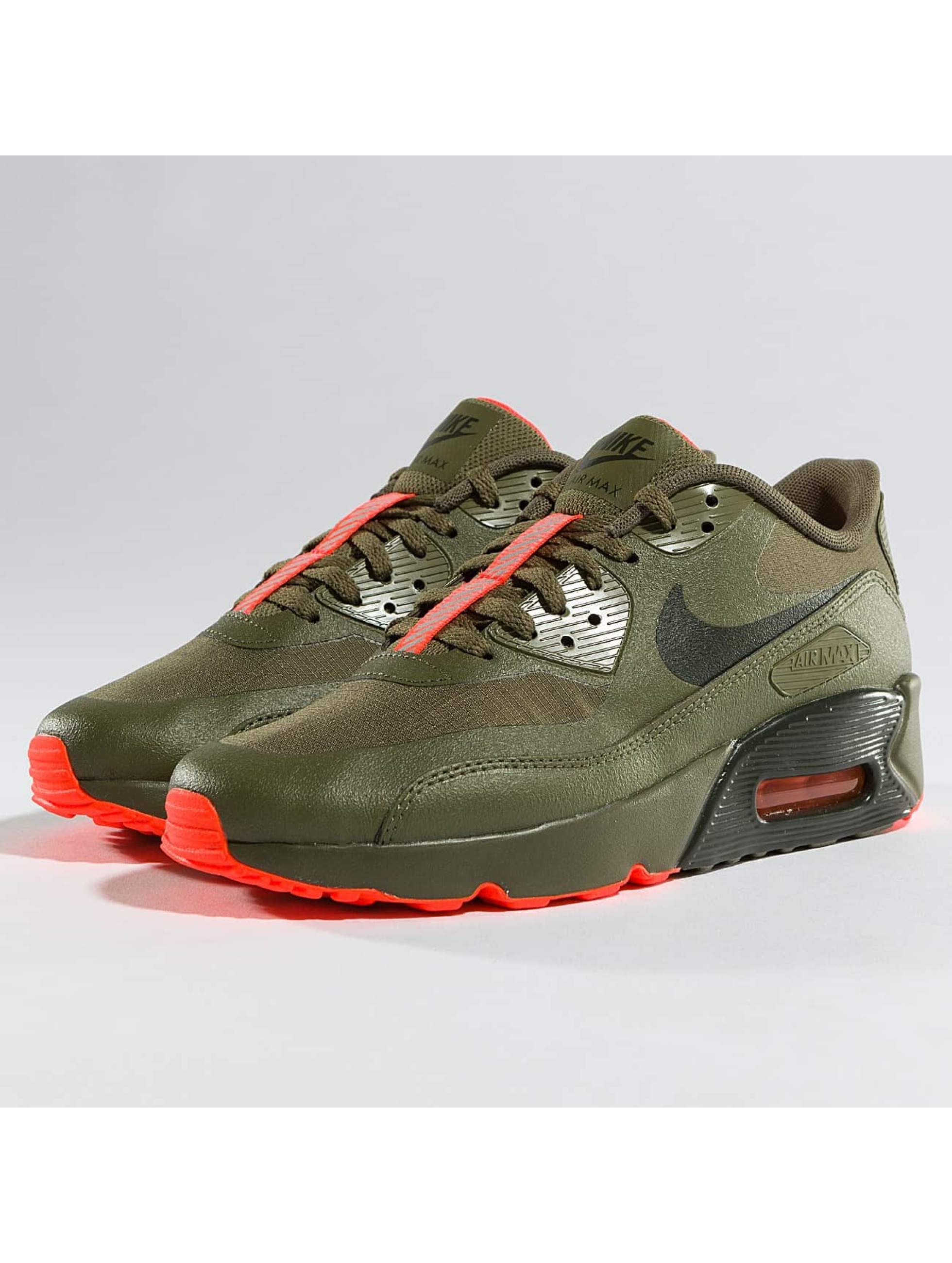 Nike Zapatillas de deporte Air Max 90 Ultra 2.0 LE (GS) oliva