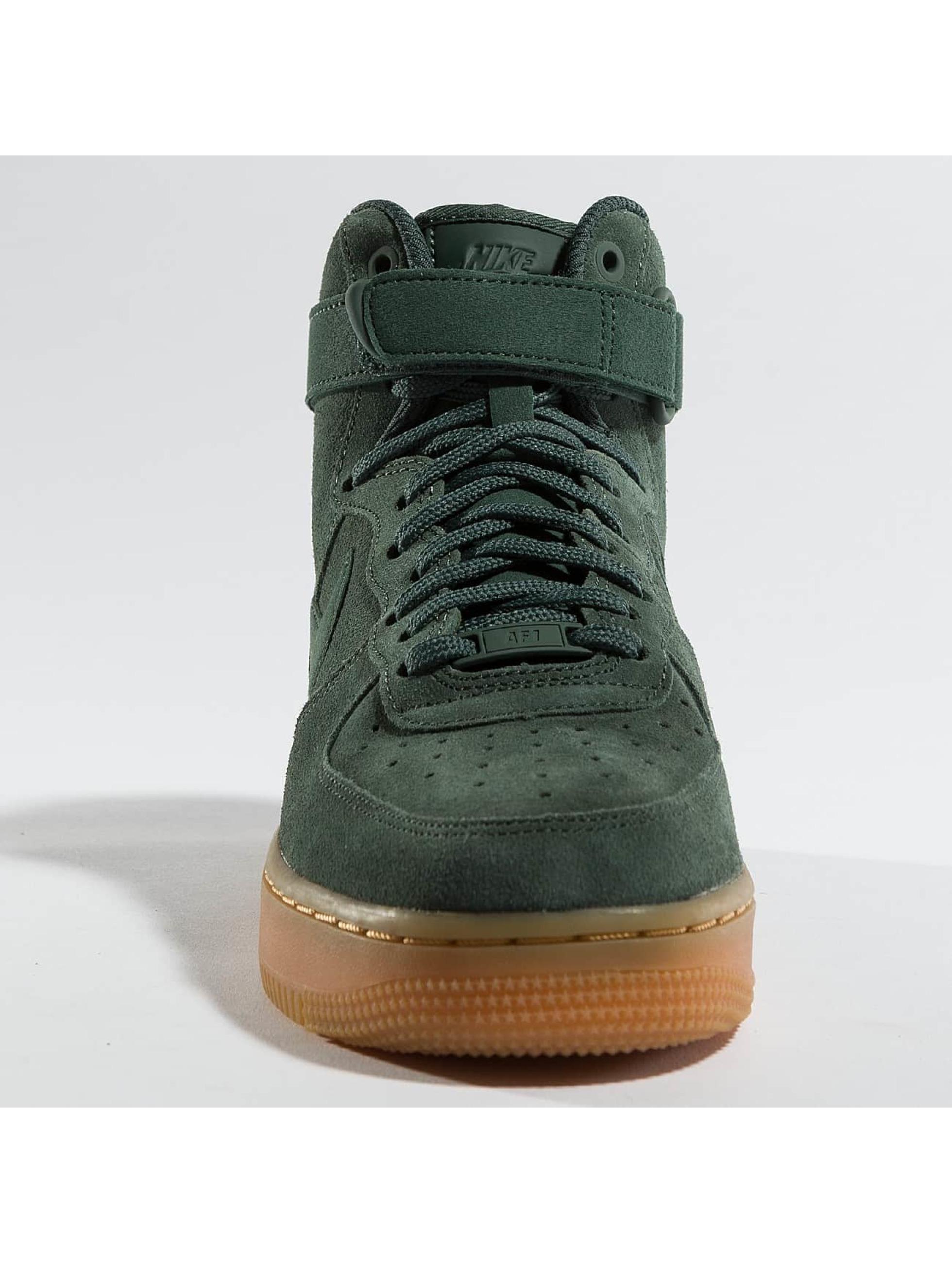 Nike Zapatillas de deporte Air Force 1 Hi Se verde