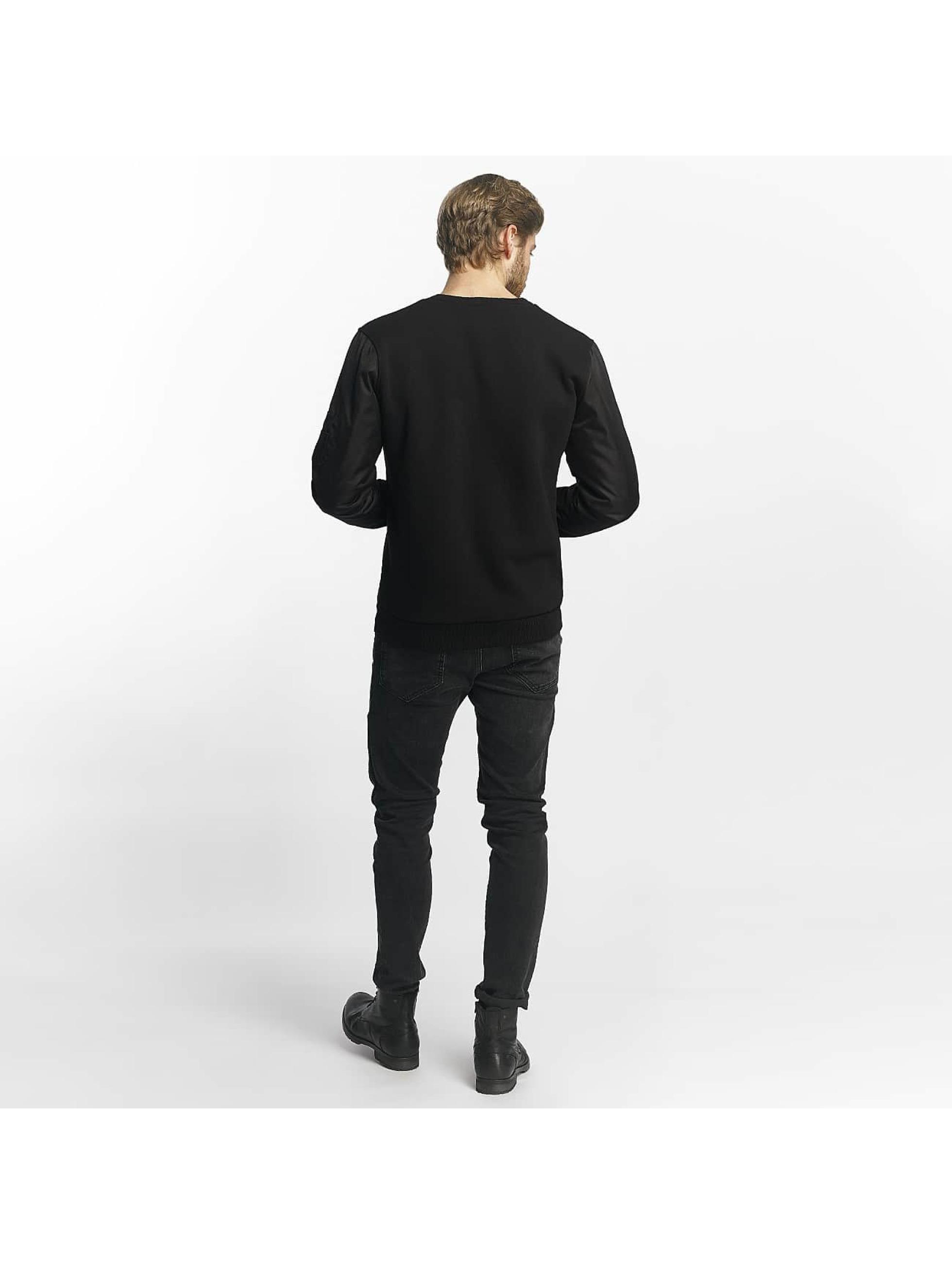 Nobody Berlin Pullover Bomber black