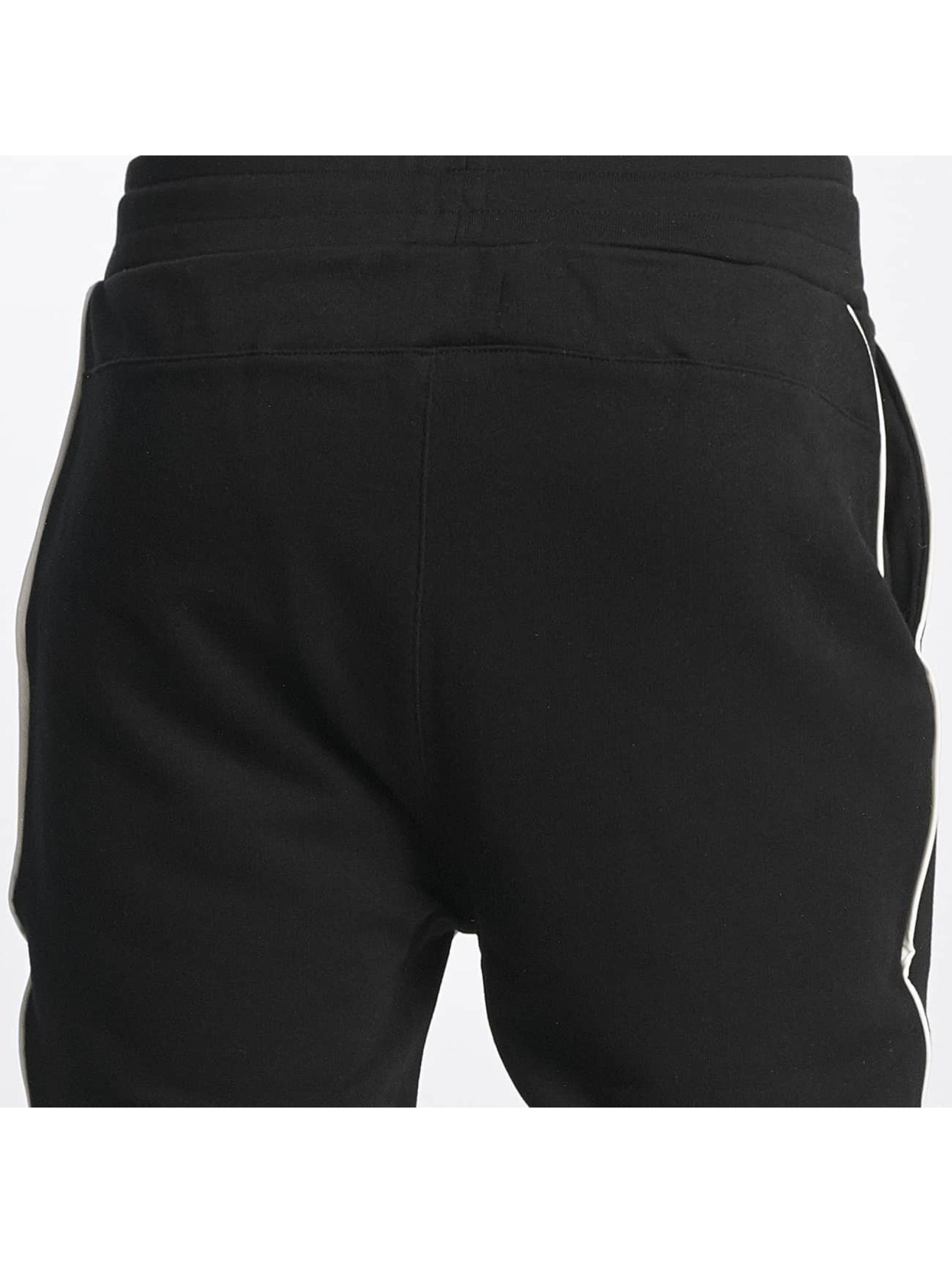 Nobody Berlin Sweat Pant Piping black