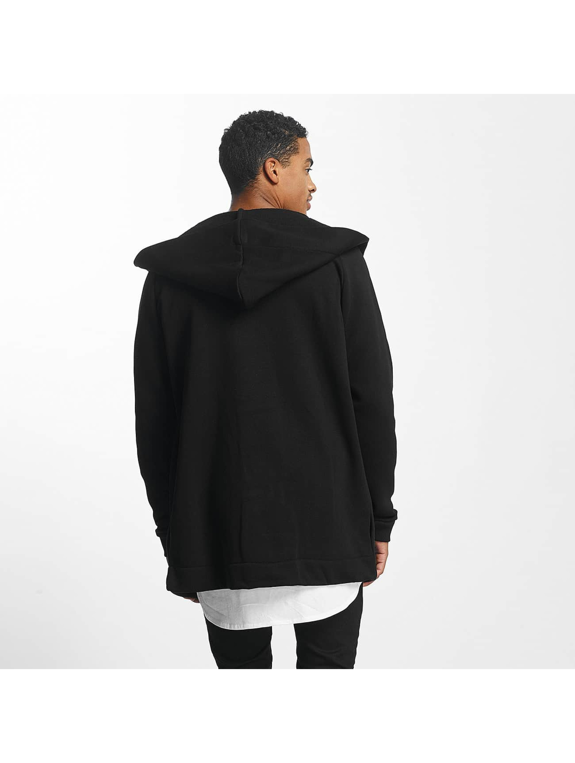Nobody Berlin Veste mi-saison légère Oversized noir