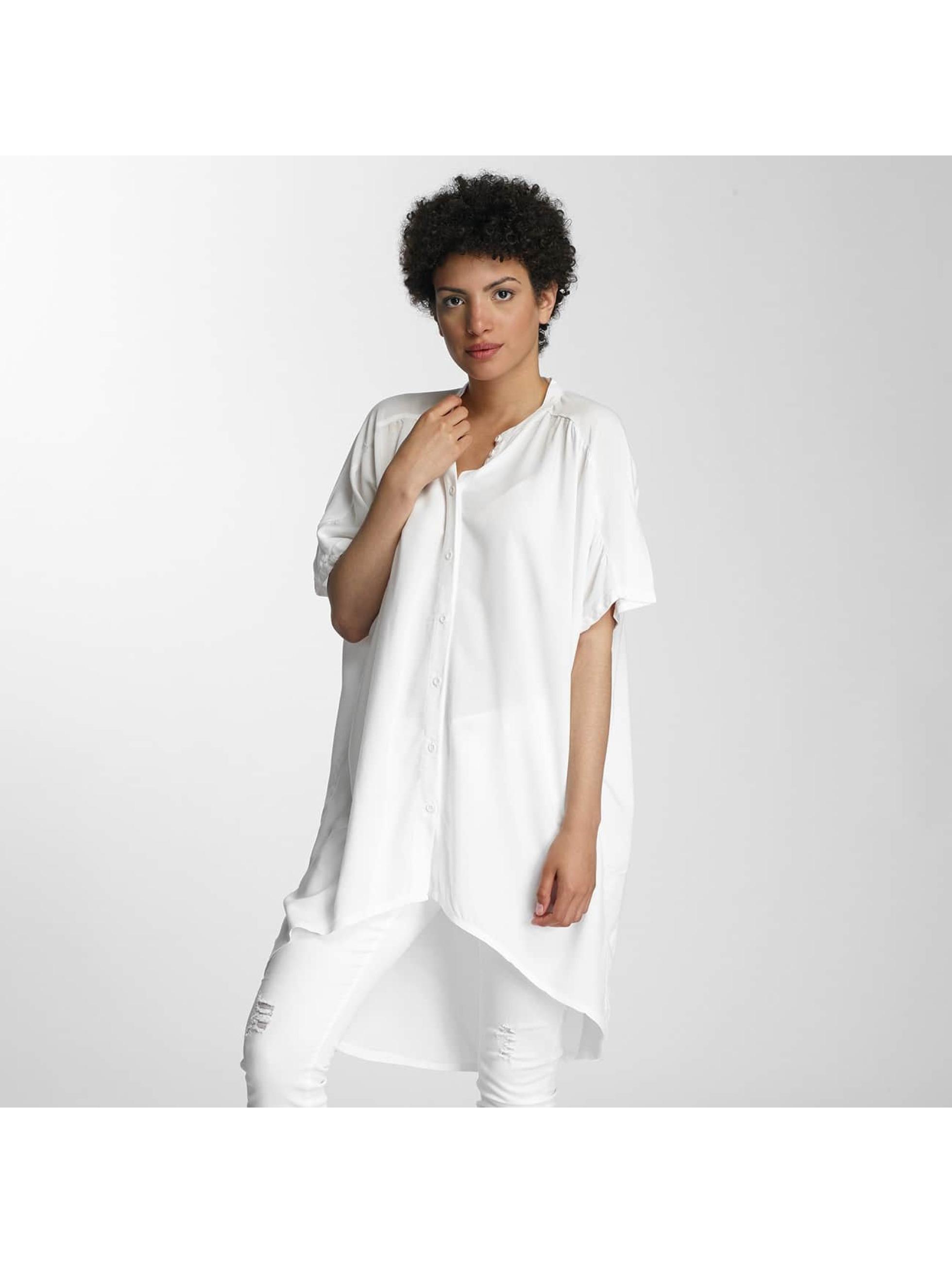 Noisy May Haut / Blouse/Chemise nmIma en blanc