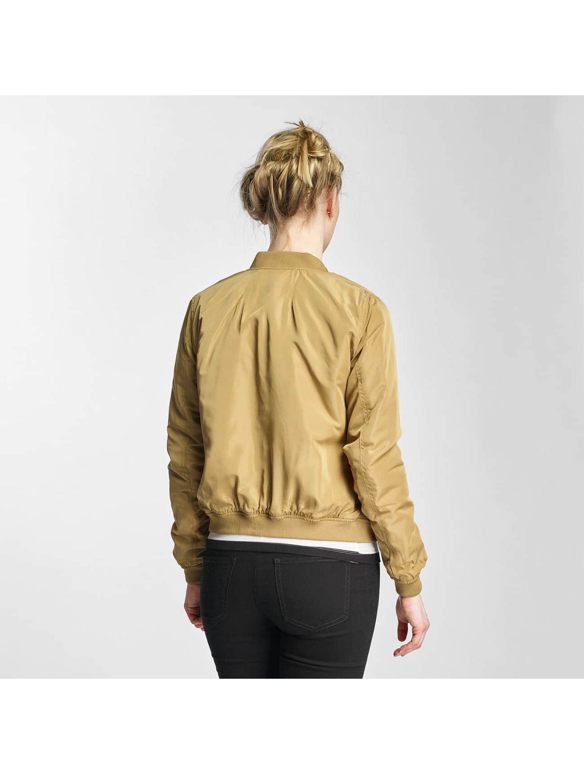 Noisy May Bomber nmSpace Universe beige