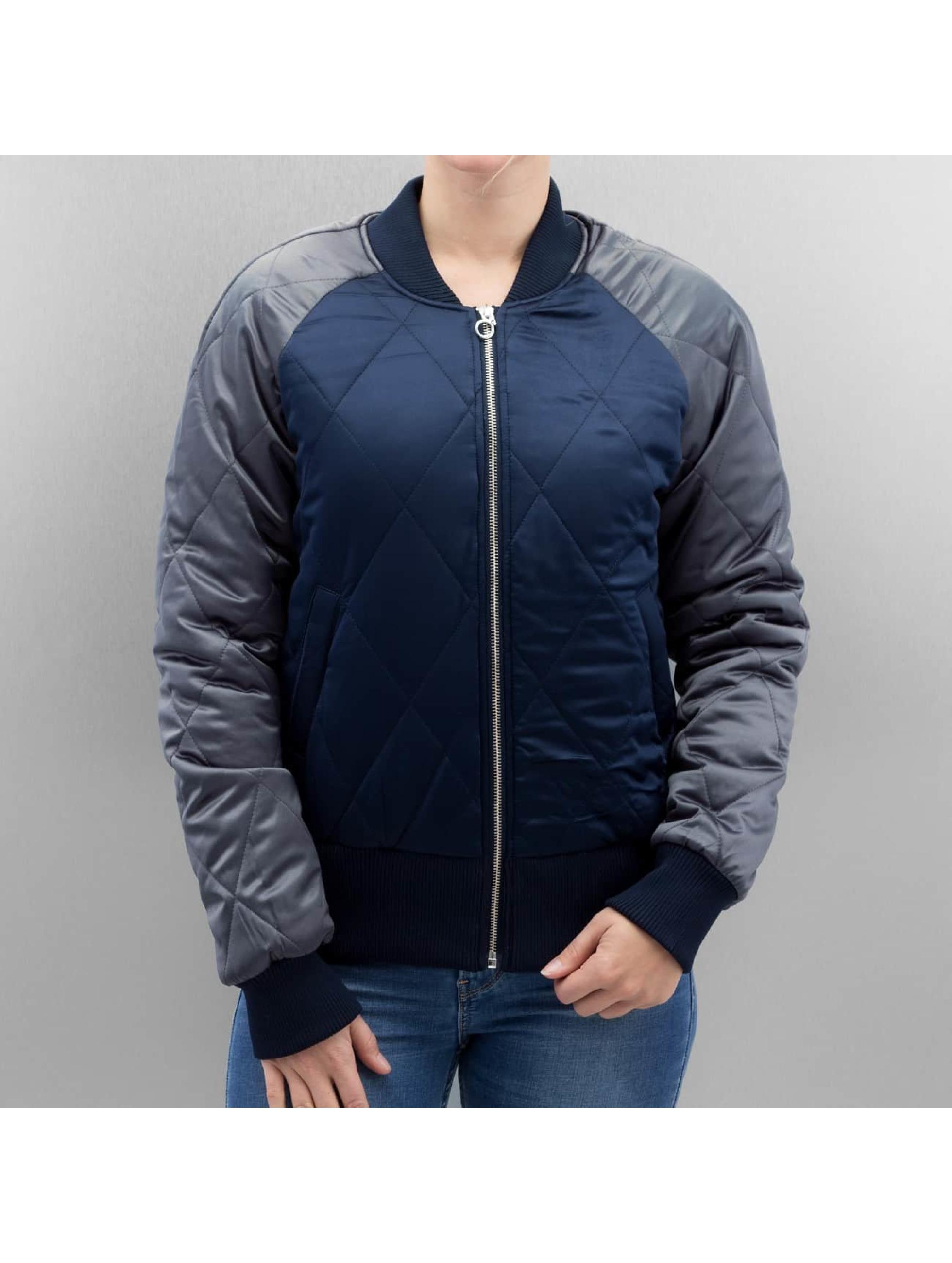 Noisy May Bomber jacket NMCave blue