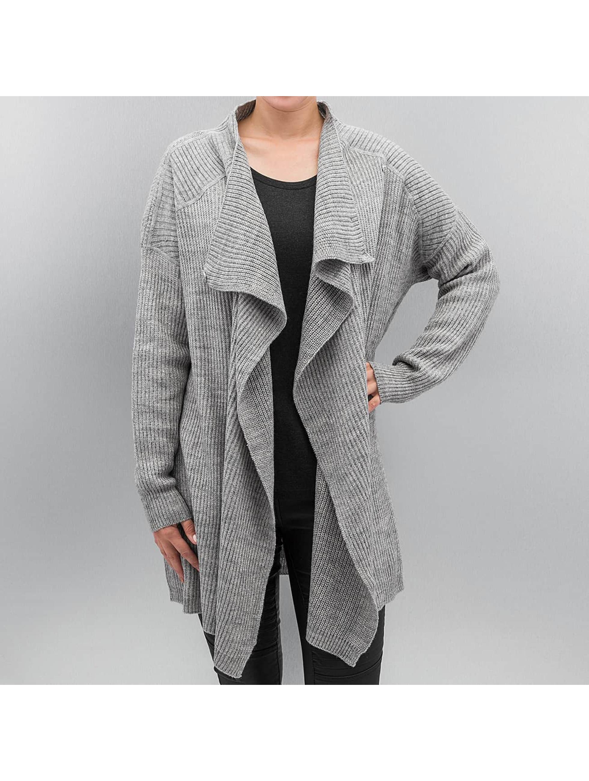 Noisy May Cardigan nmShake gray