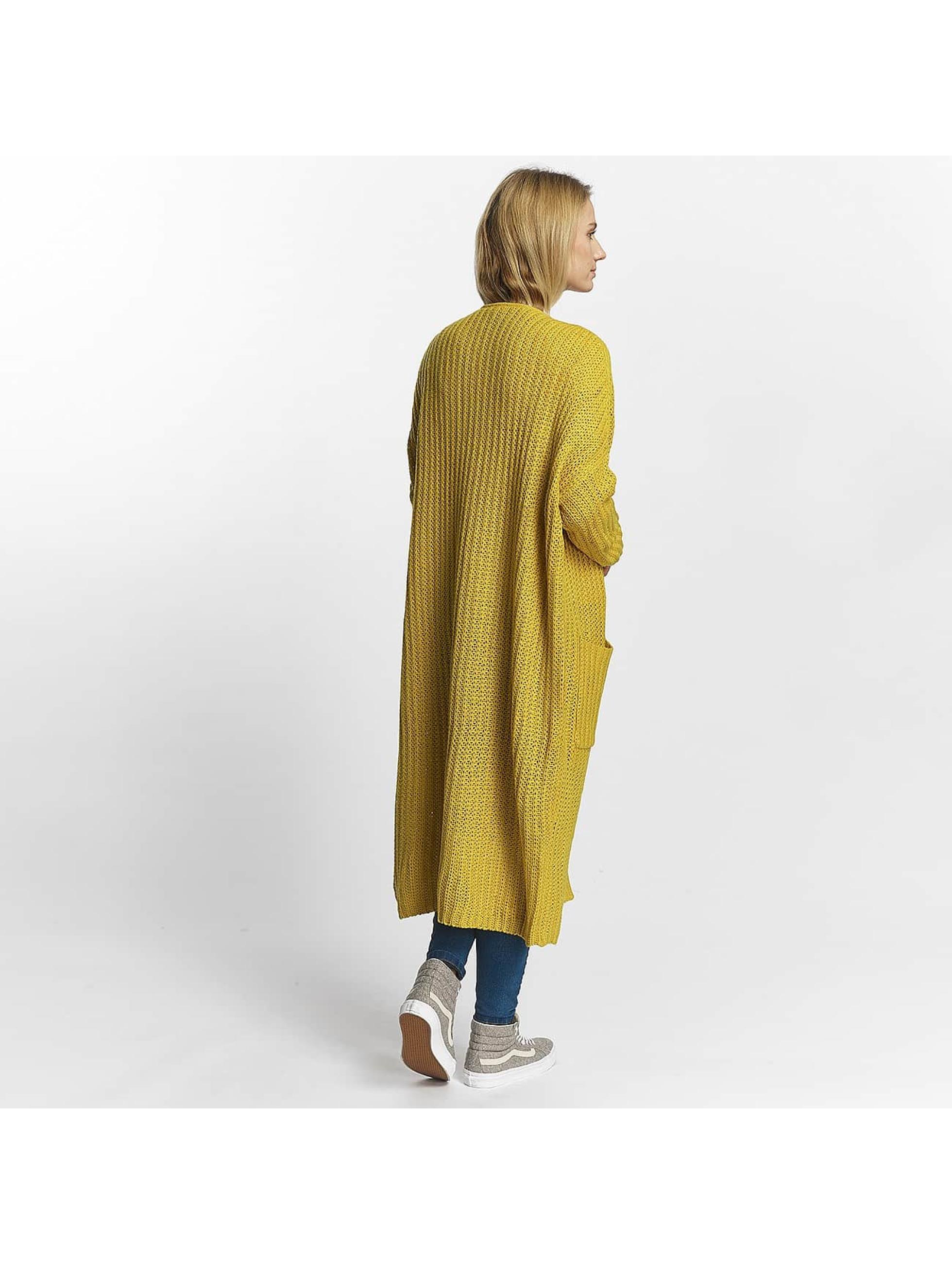 Noisy May Cardigan nmChung jaune