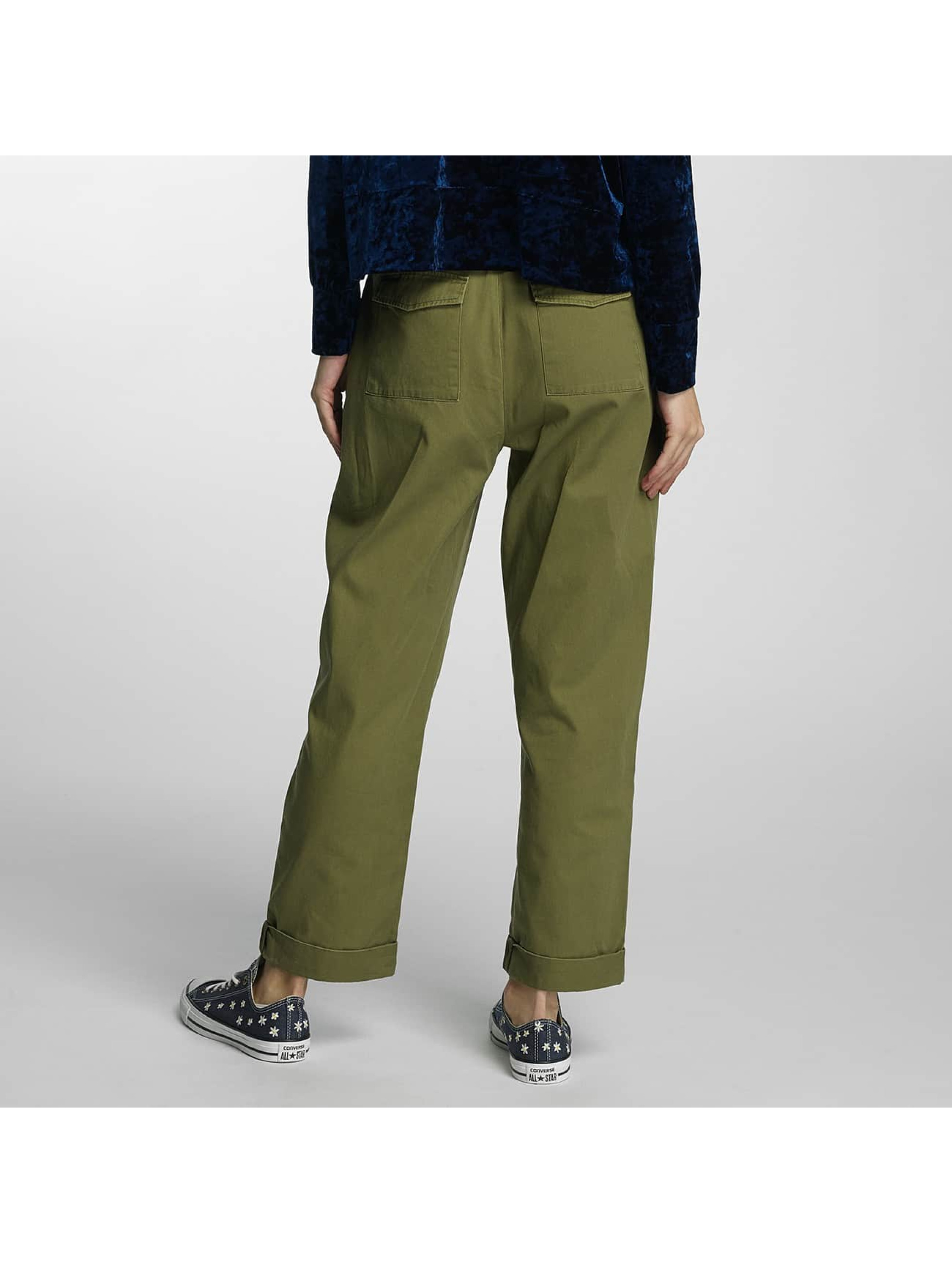 Noisy May Chino pants nmCannon olive