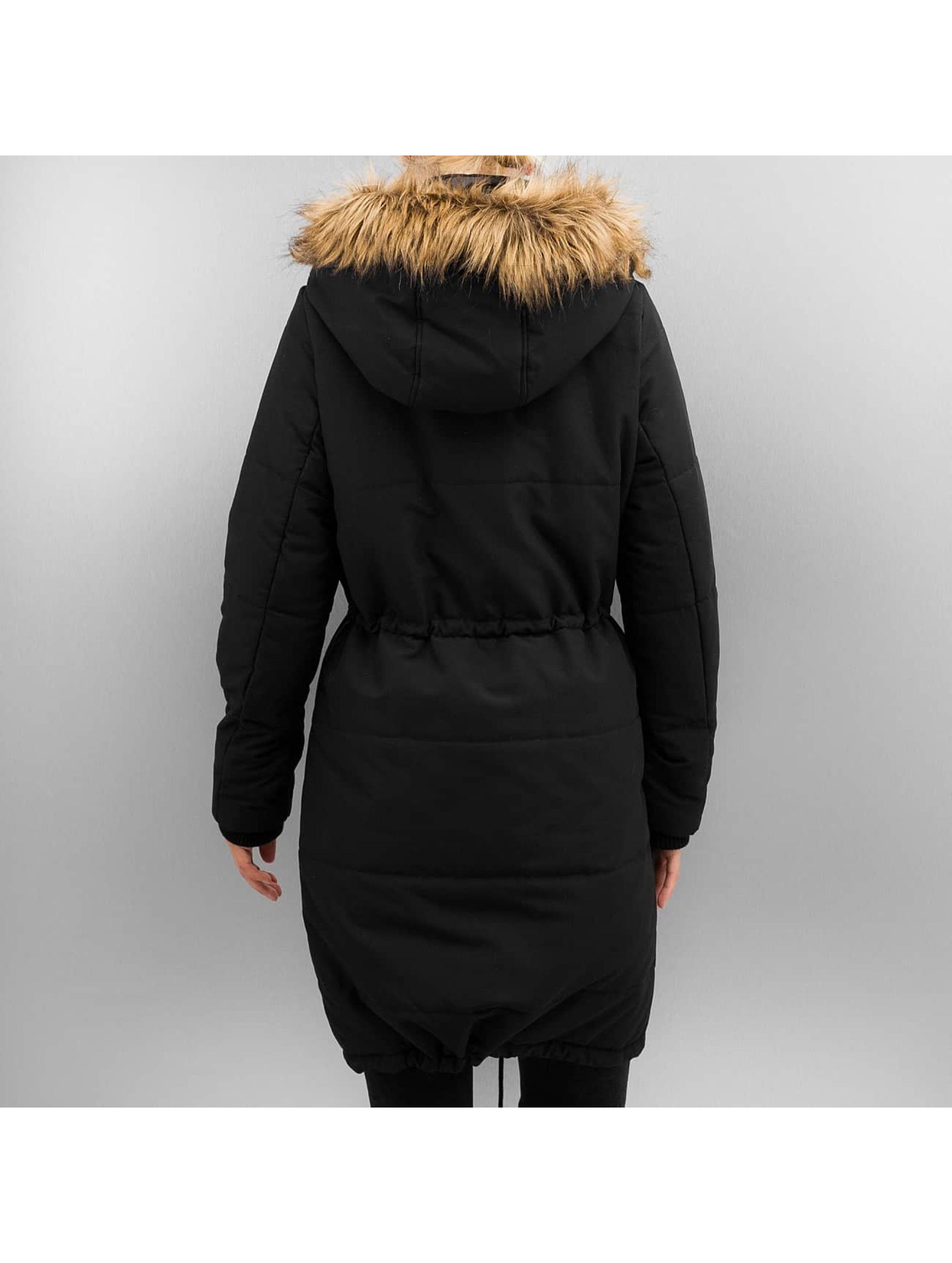 Noisy May Coats NMCamil black