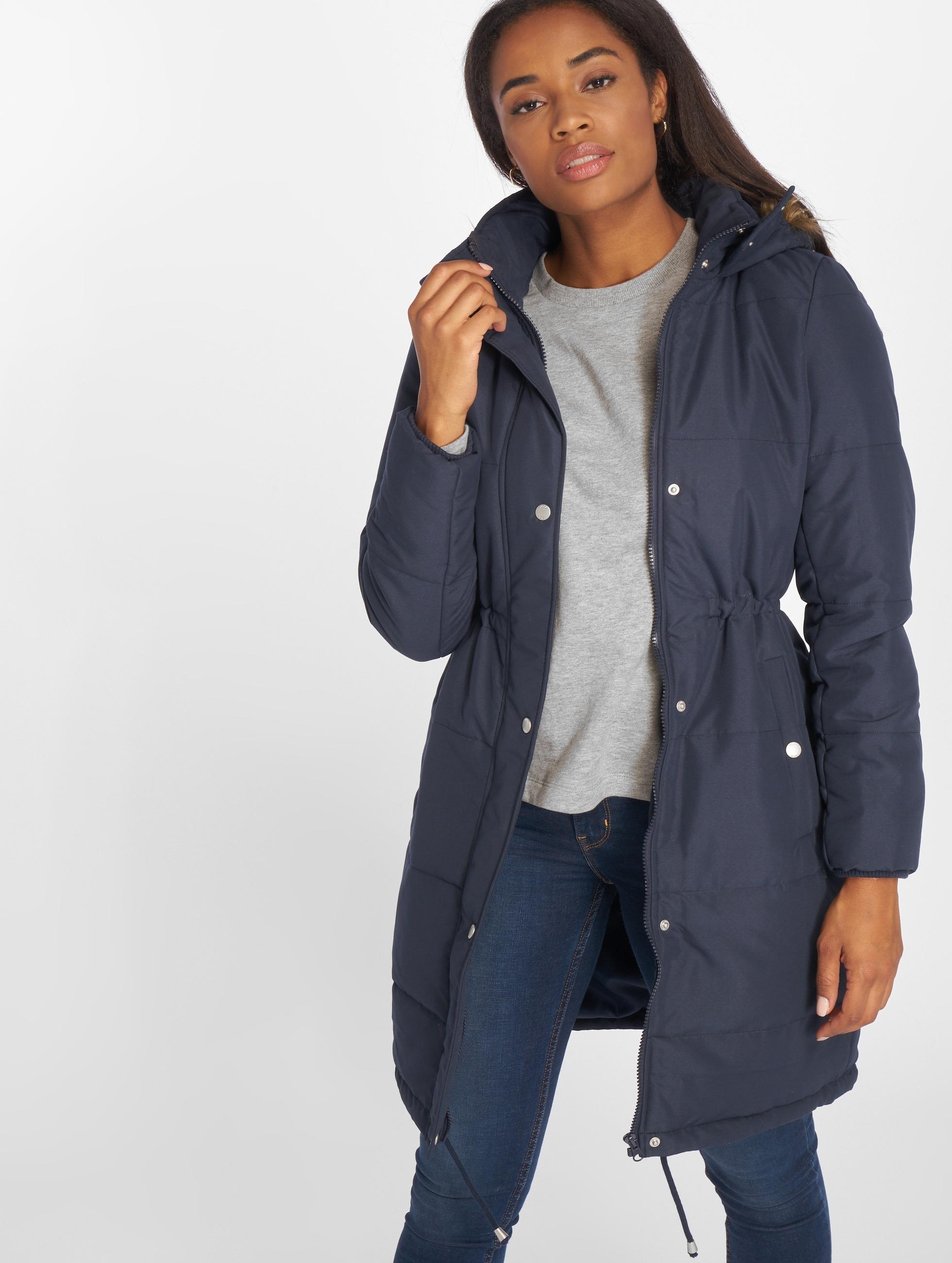 Noisy May Coats NMCamil blue