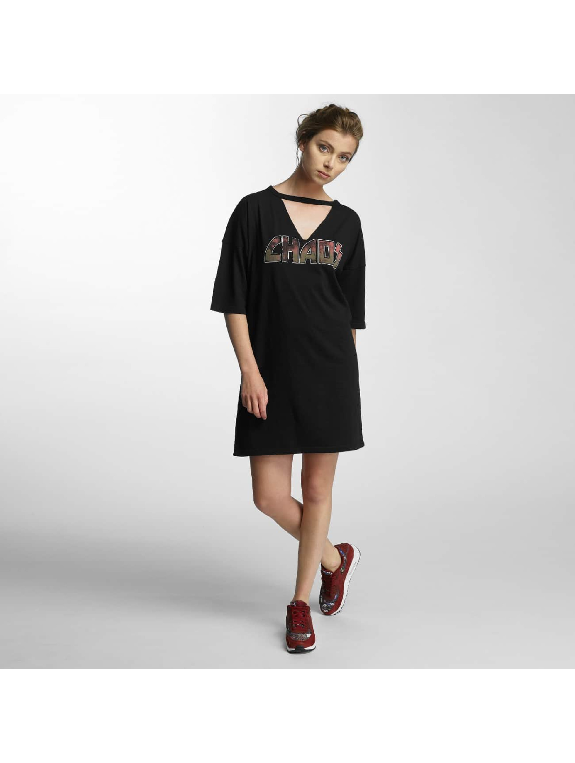 Noisy May Dress nmChaos black
