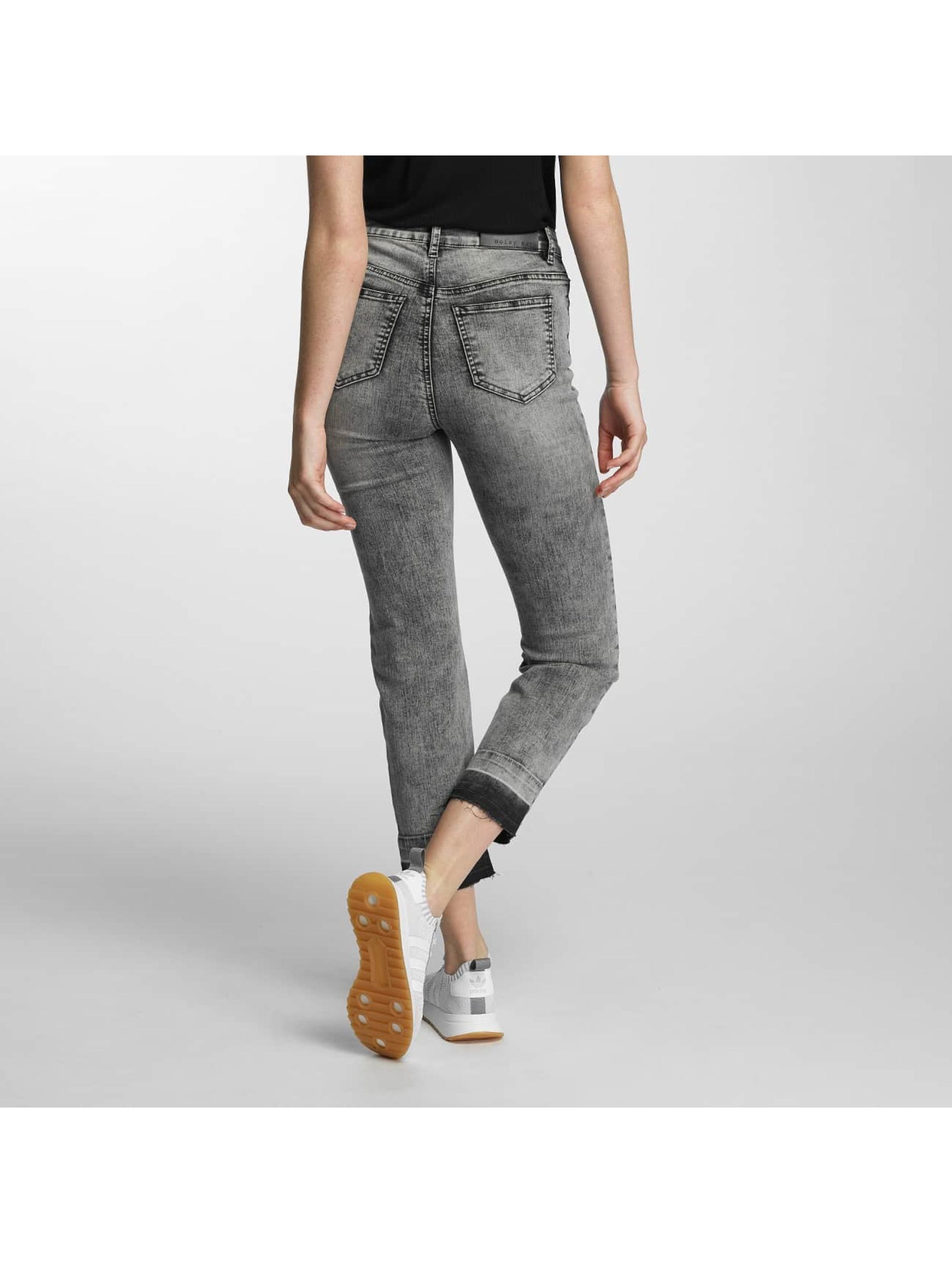 Noisy May High Waisted Jeans nmTaylor čern