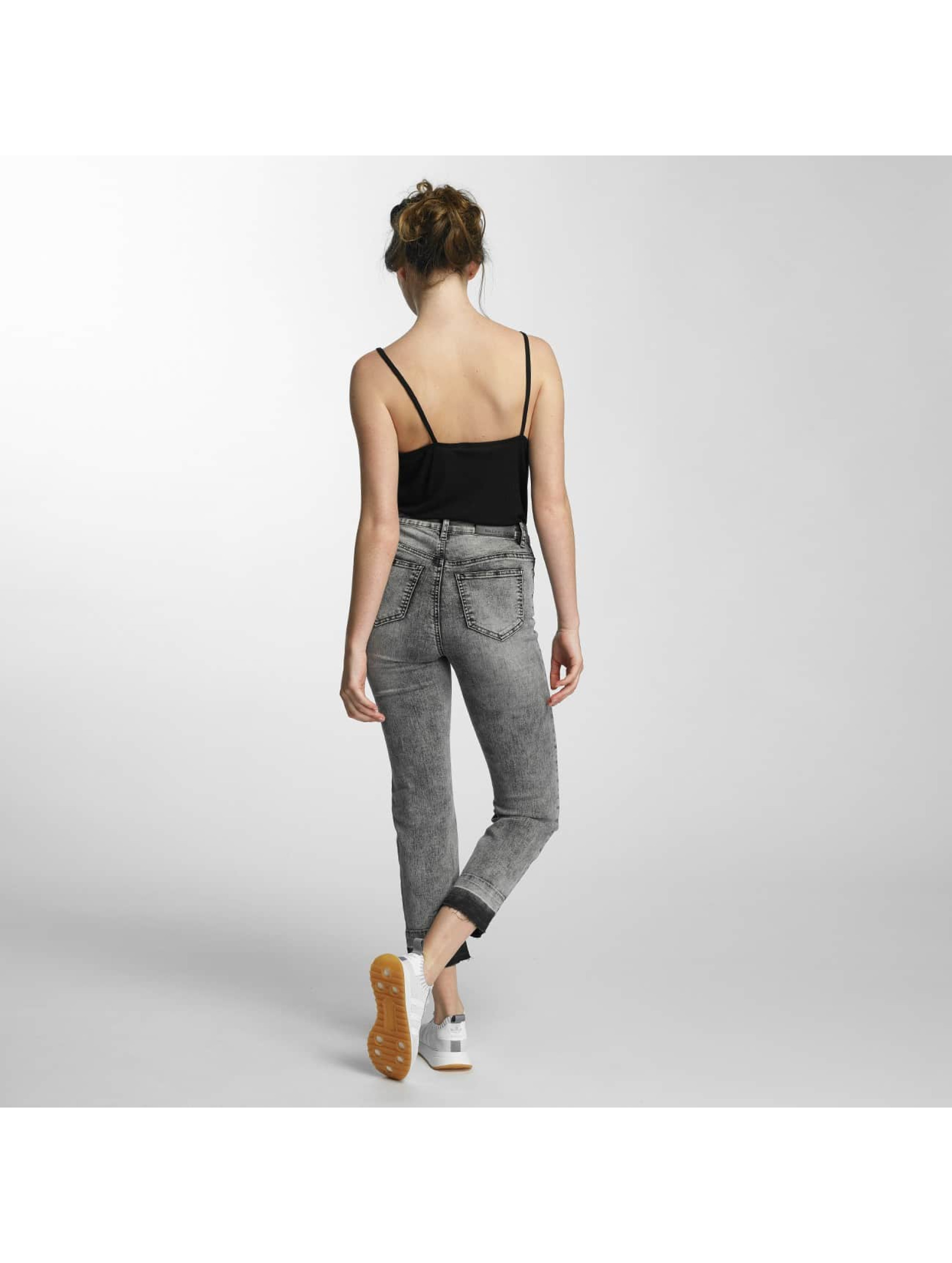 Noisy May High Waisted Jeans nmTaylor zwart