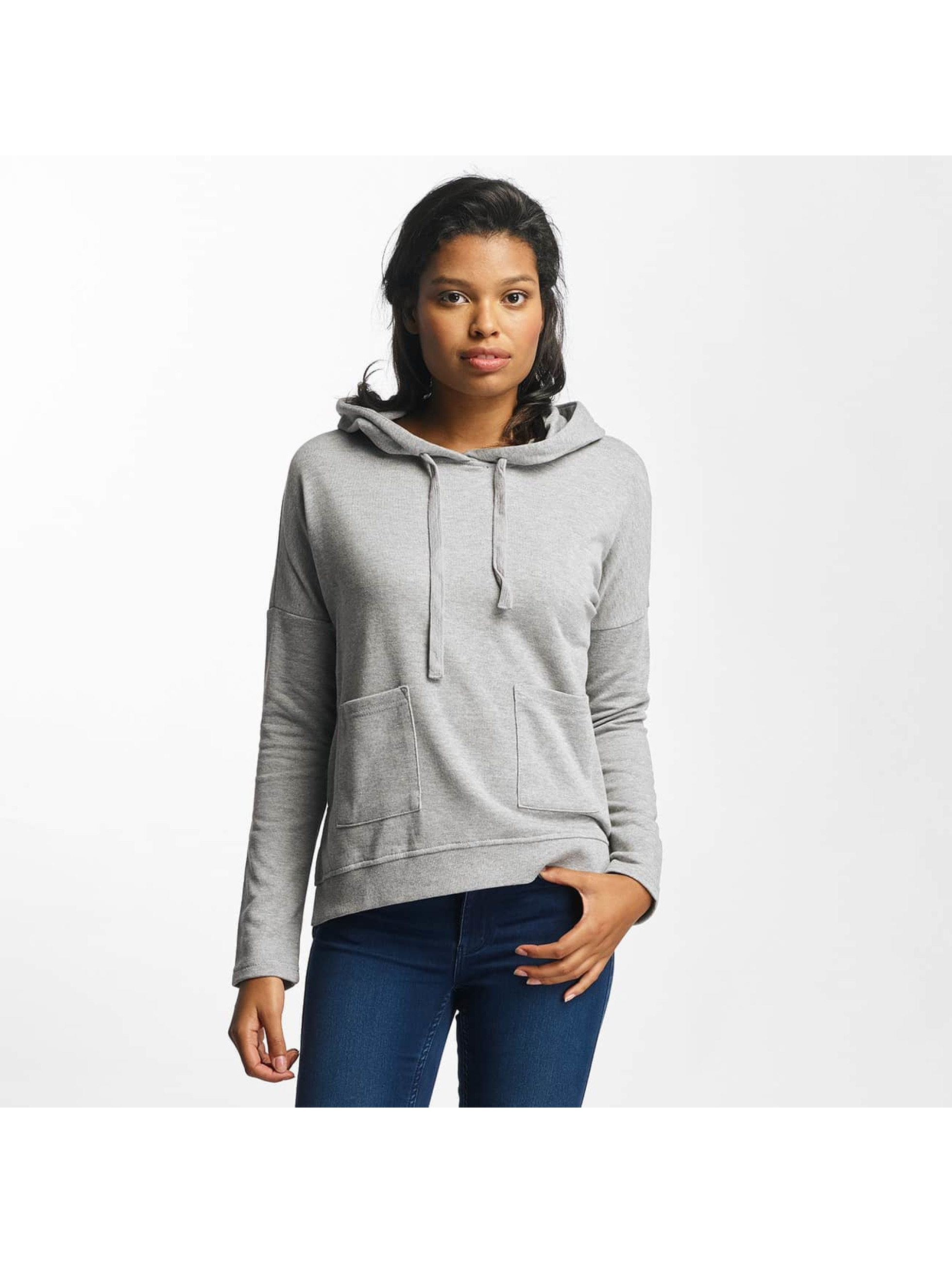 Noisy May Hoodie nmChristian gray