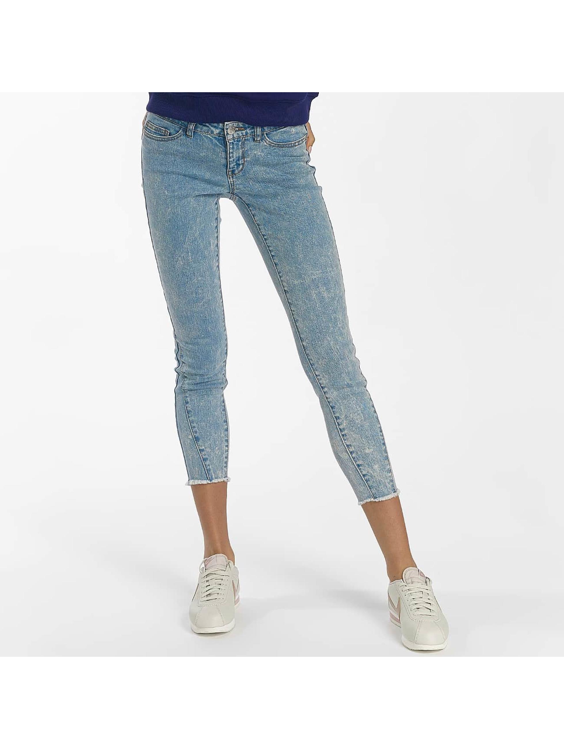 Noisy May Jeans ajustado nmEve azul