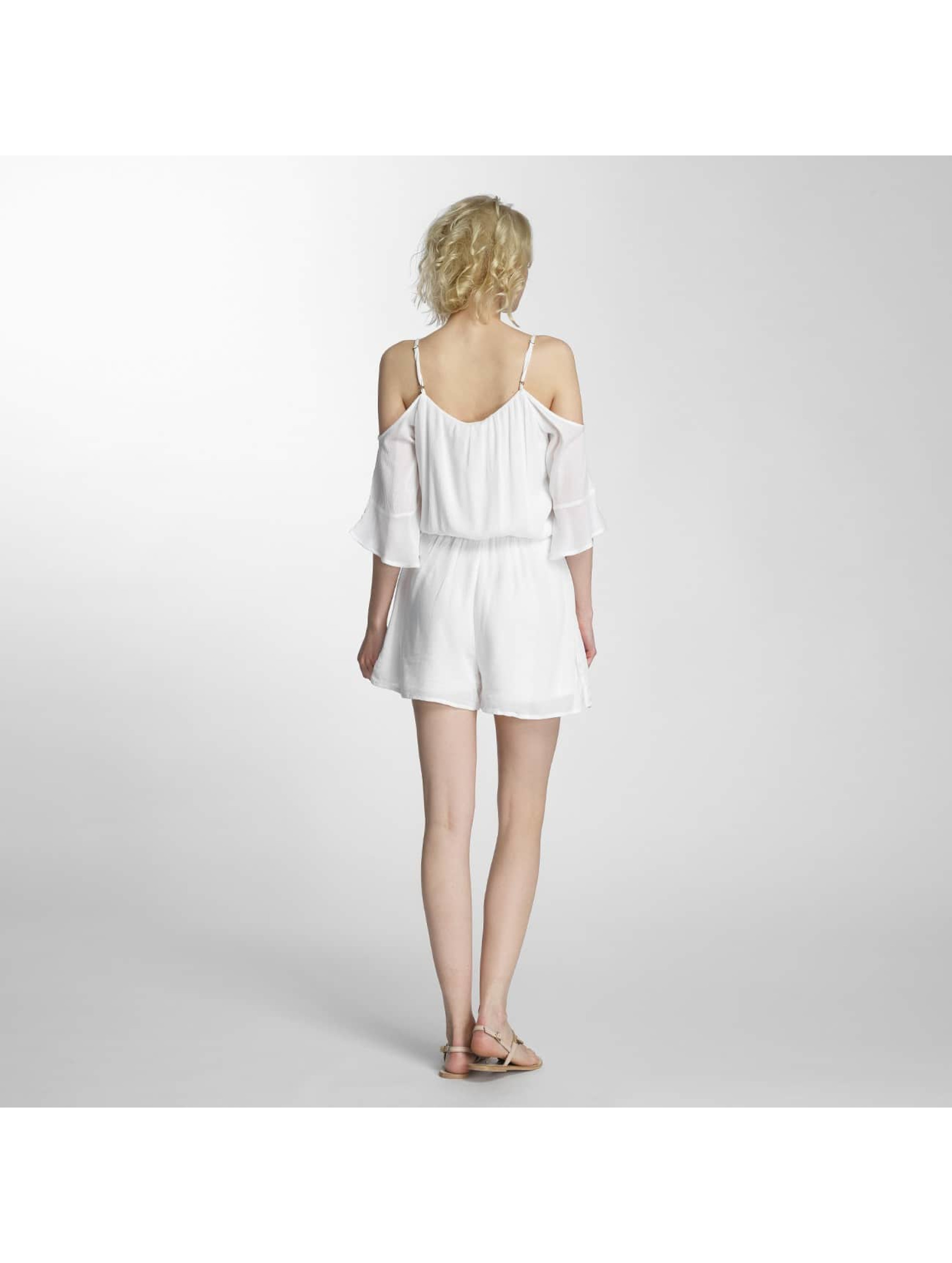 Noisy May Jumpsuits nmAlberte Cold Shoulder bialy