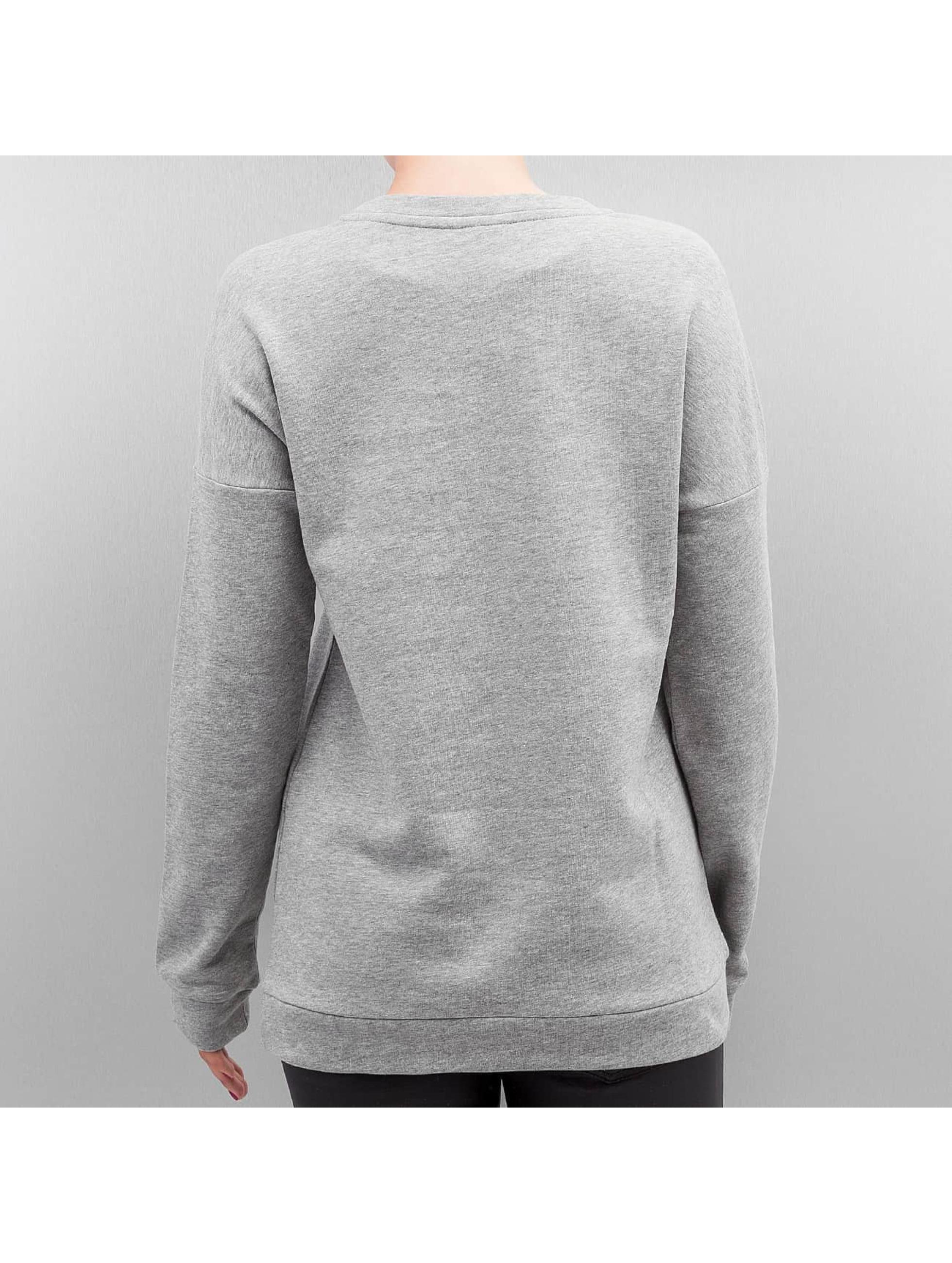Noisy May Pullover nmXmas Midi gray
