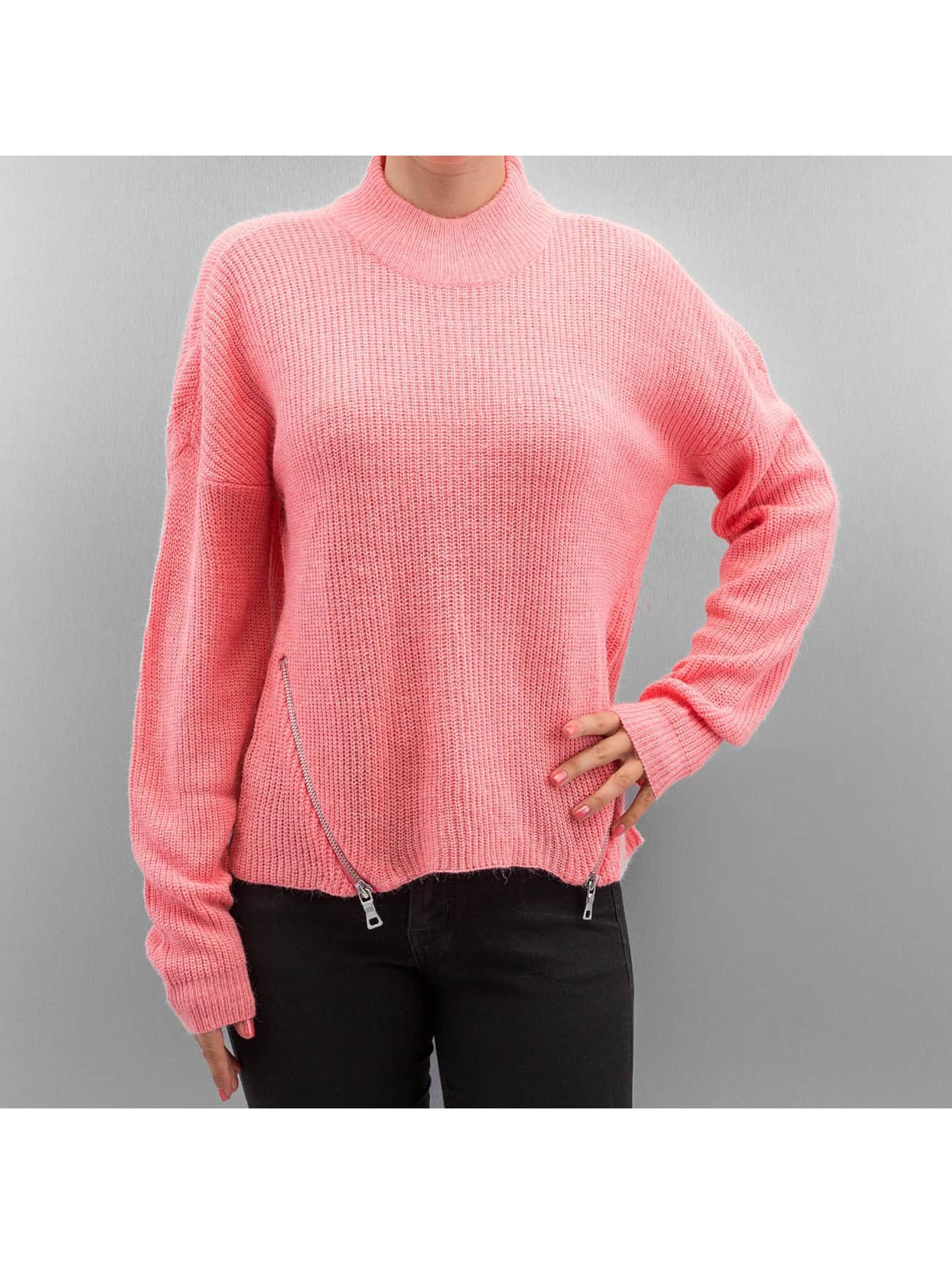 Noisy May Haut / Pullover nmMindy en rose