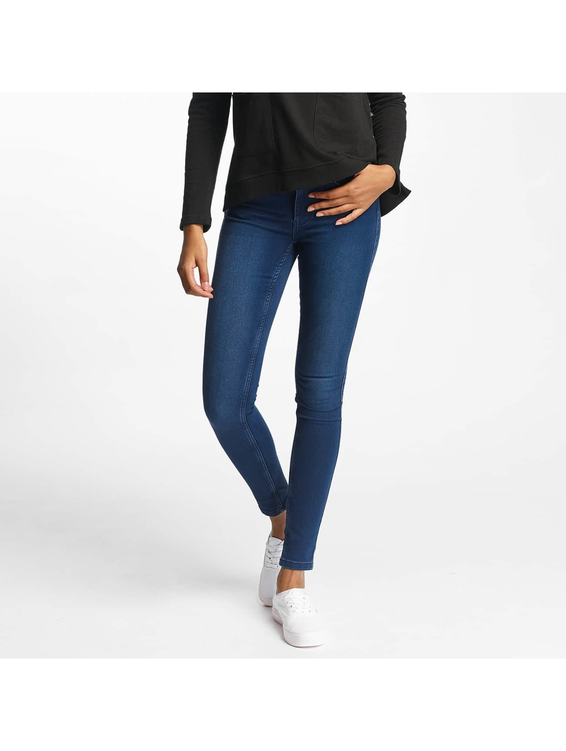 Noisy May Skinny Jeans nmExtreme Lucy Soft blau
