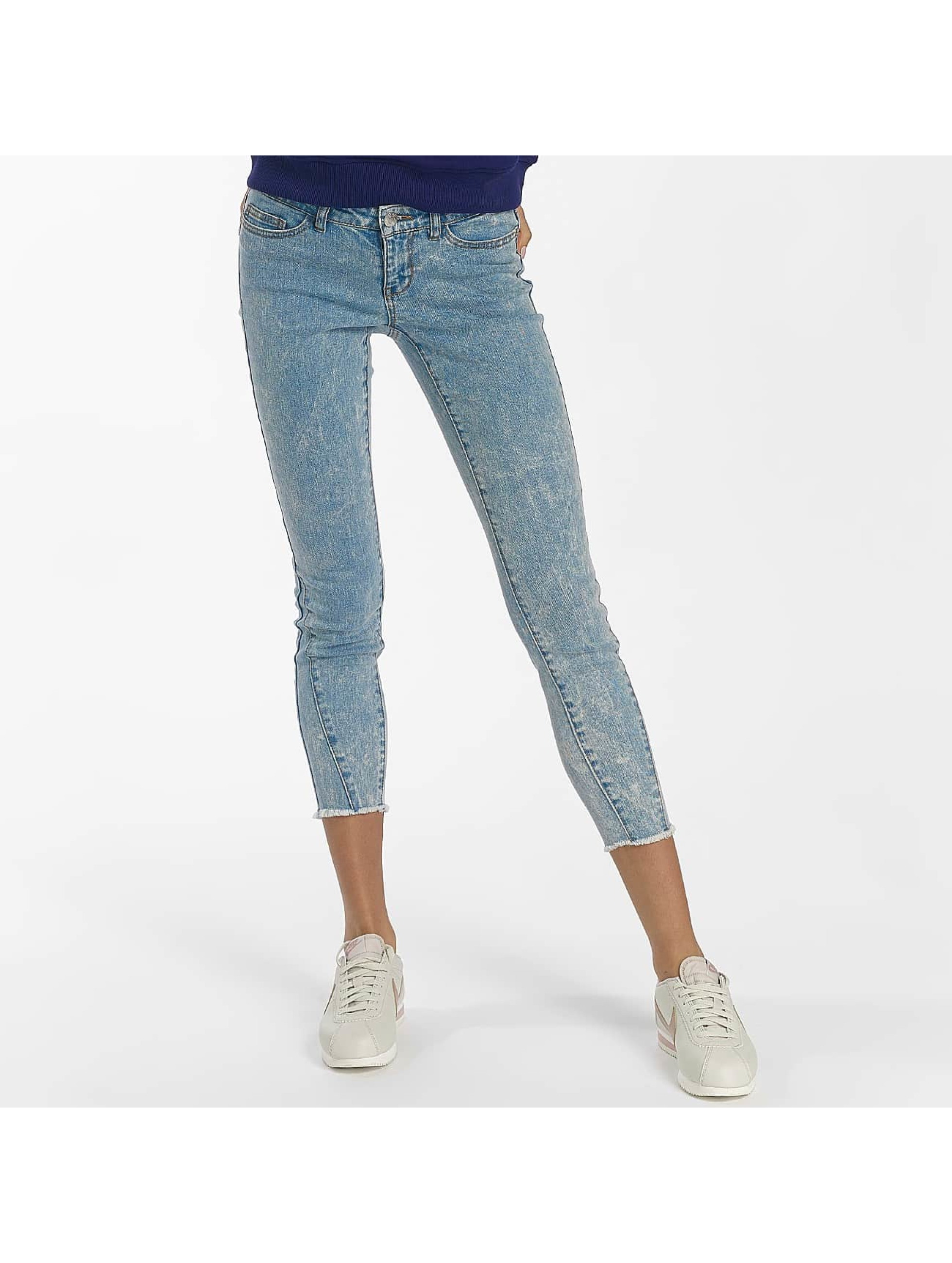 Noisy May Slim Fit Jeans nmEve blau