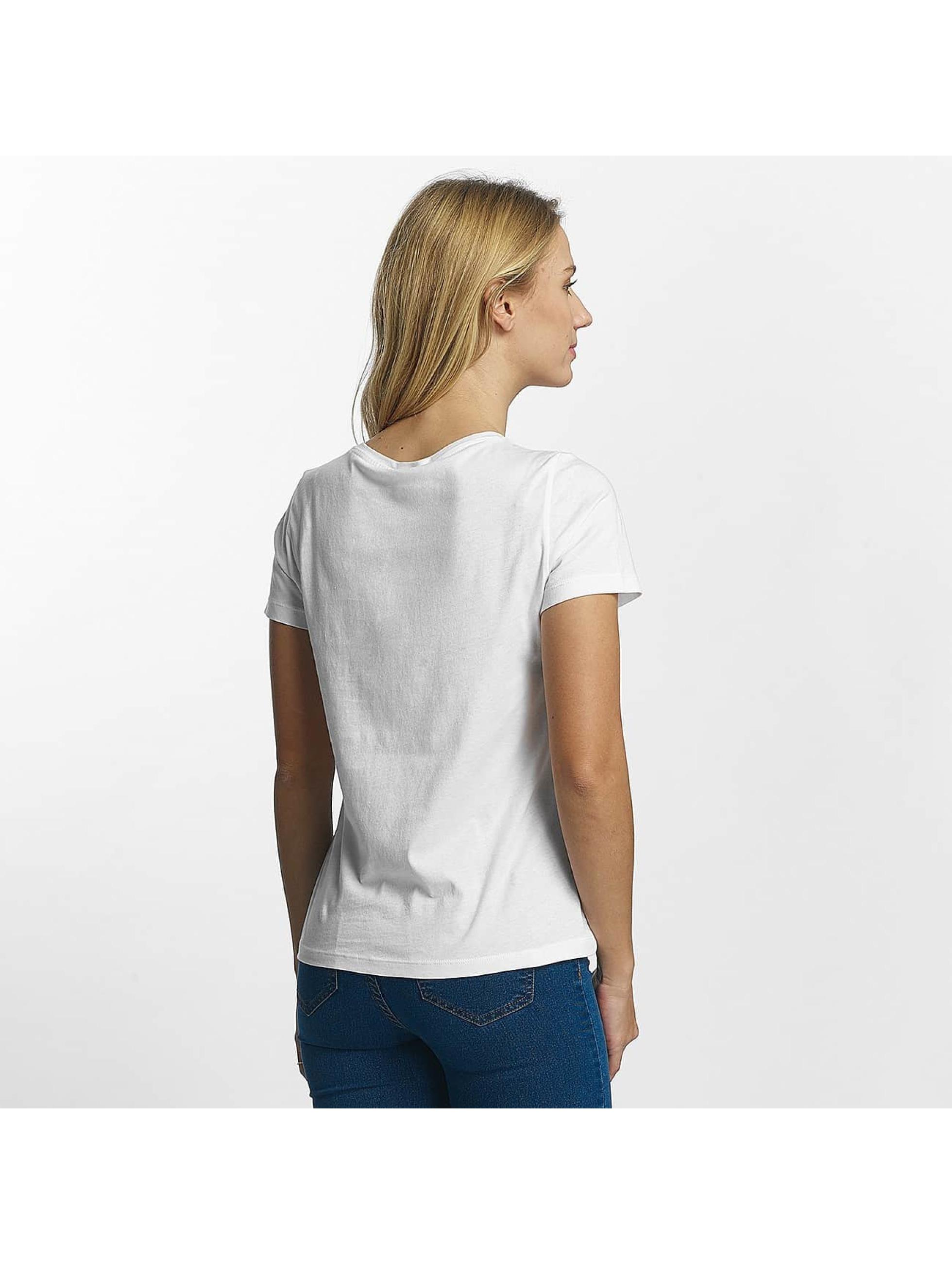 Noisy May T-paidat Nate valkoinen