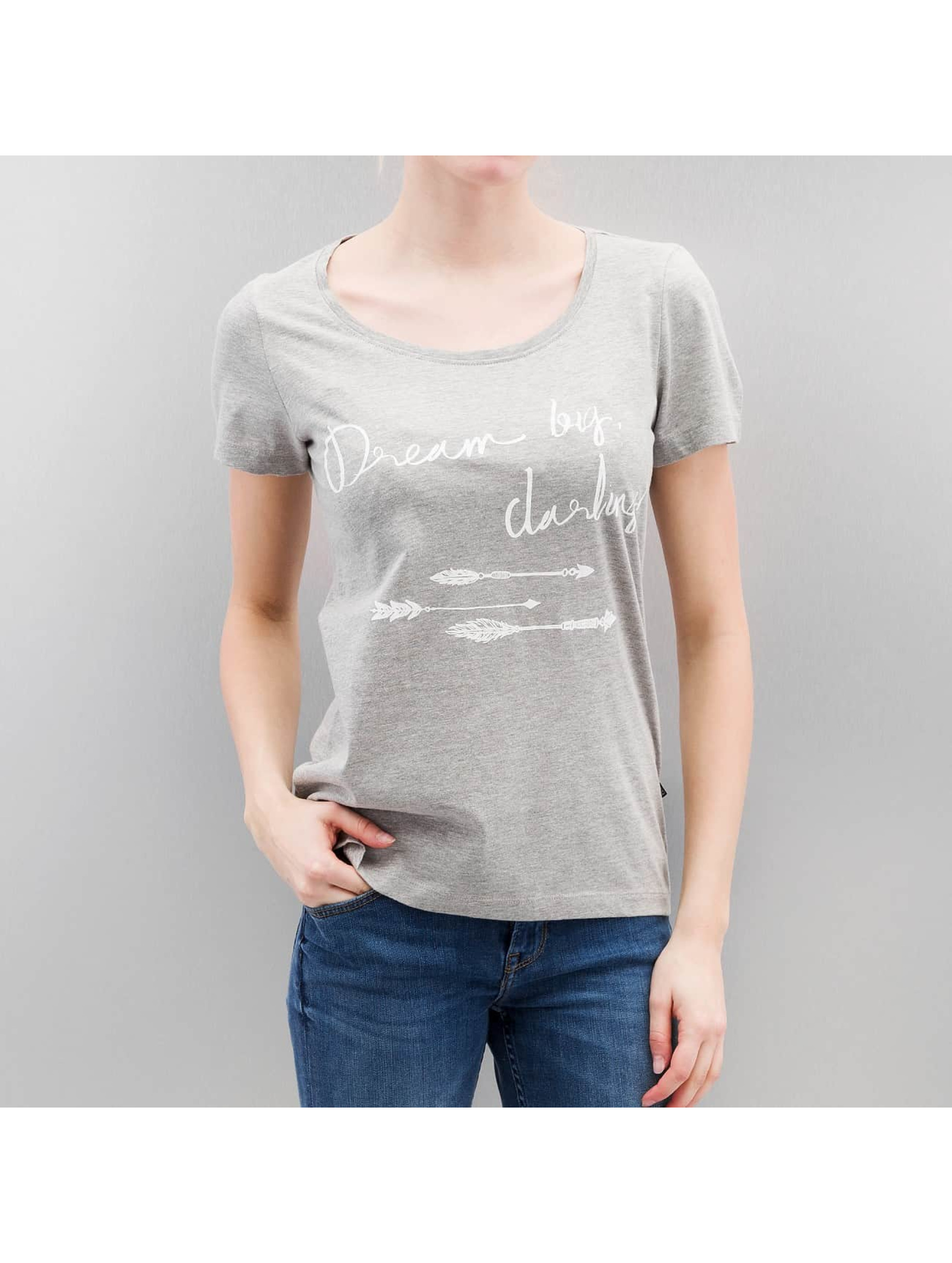 Noisy May T-Shirt NMMAXel grey