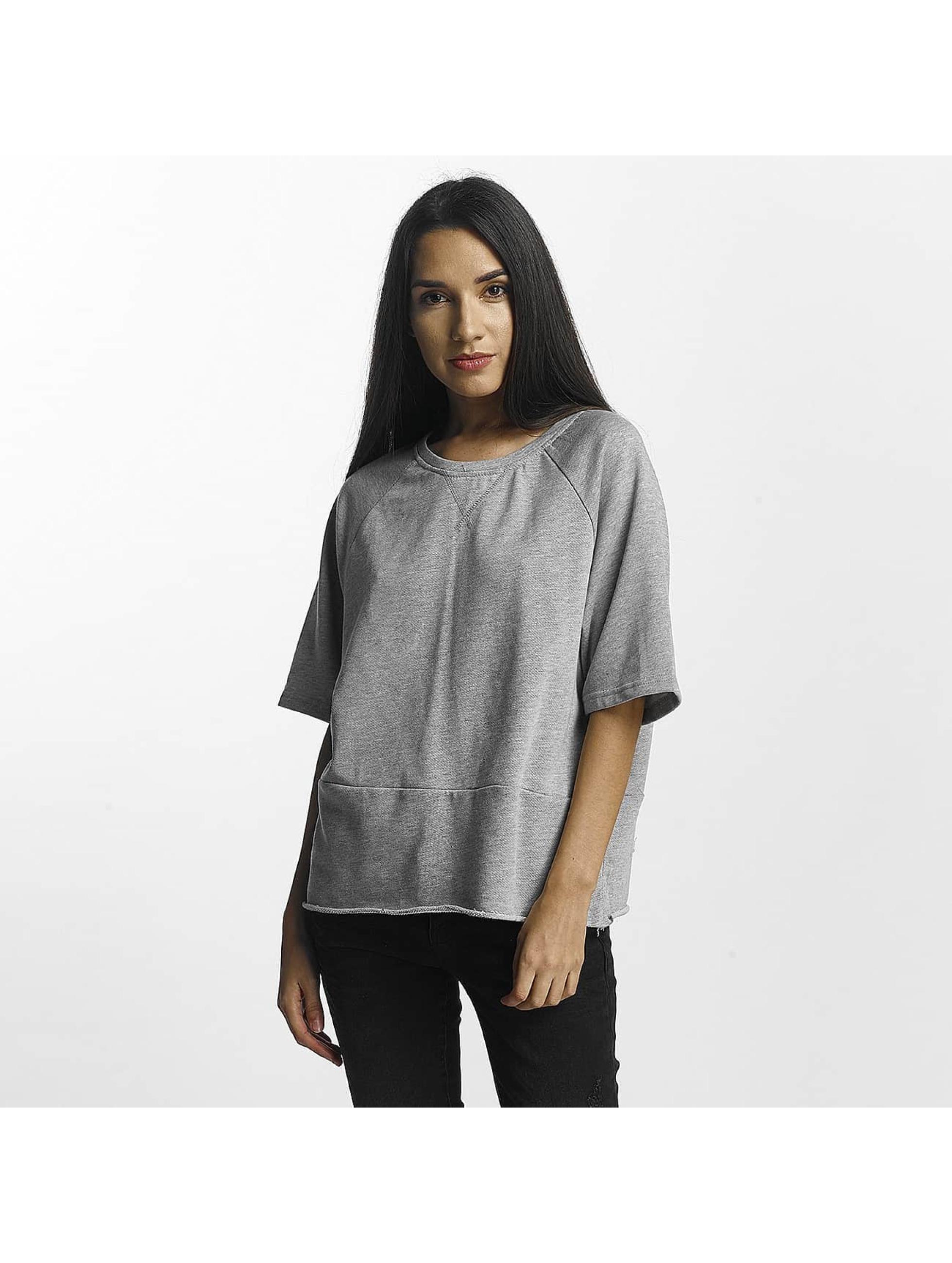 Noisy May T-Shirt nmKaya gris