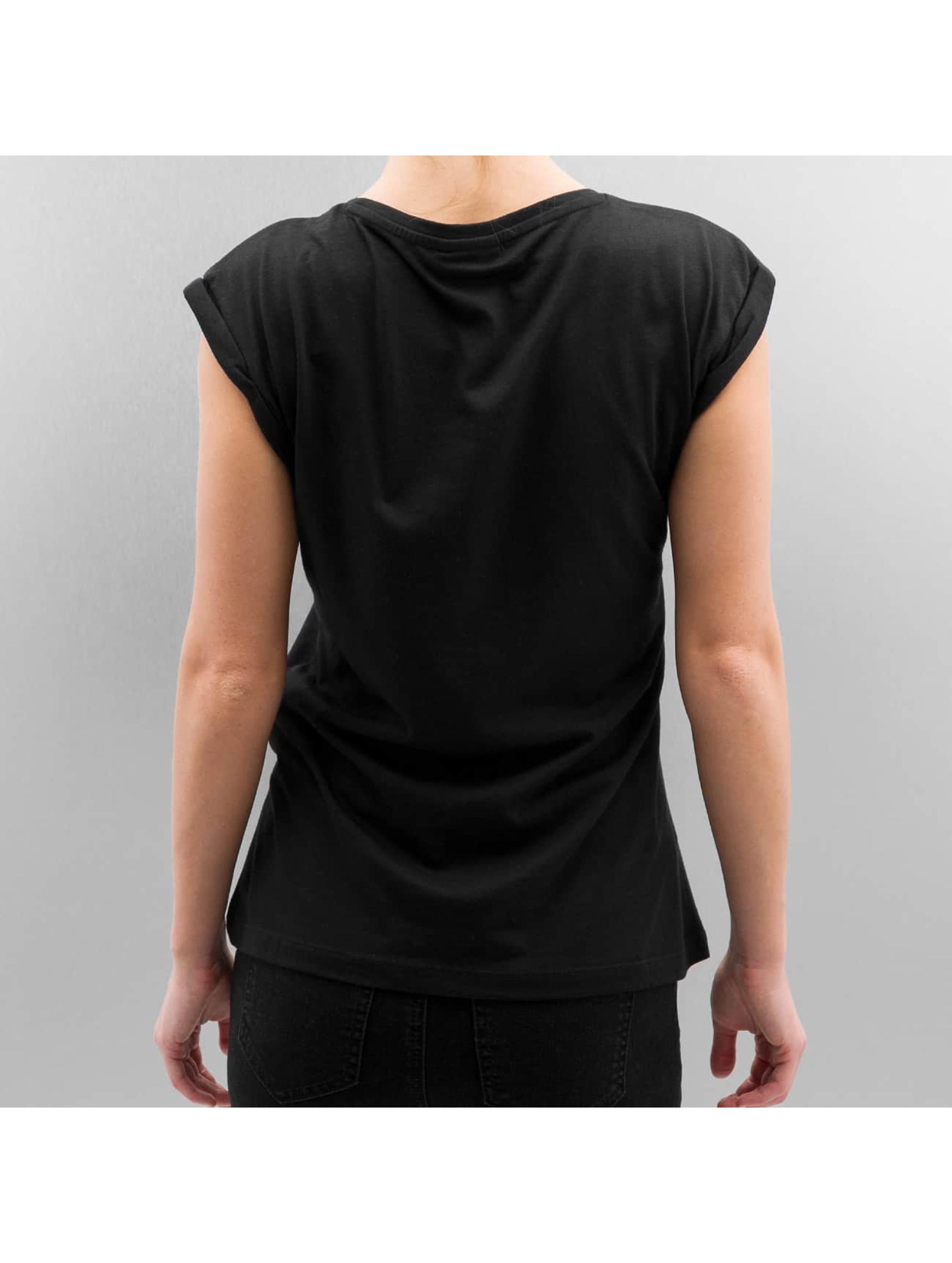 Noisy May T-Shirt nmAnders schwarz
