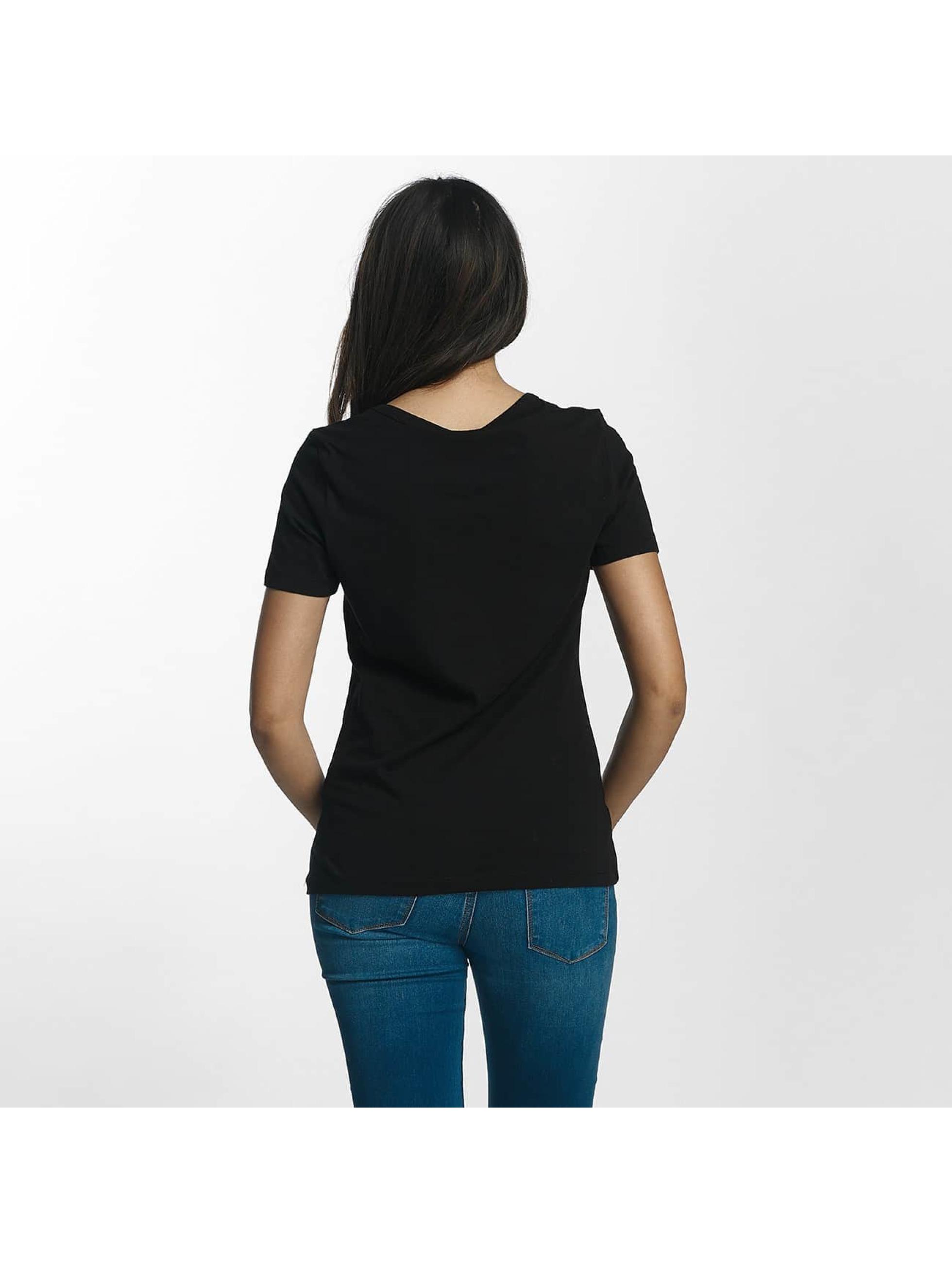 Noisy May T-Shirt nmNovelty Polarbear schwarz