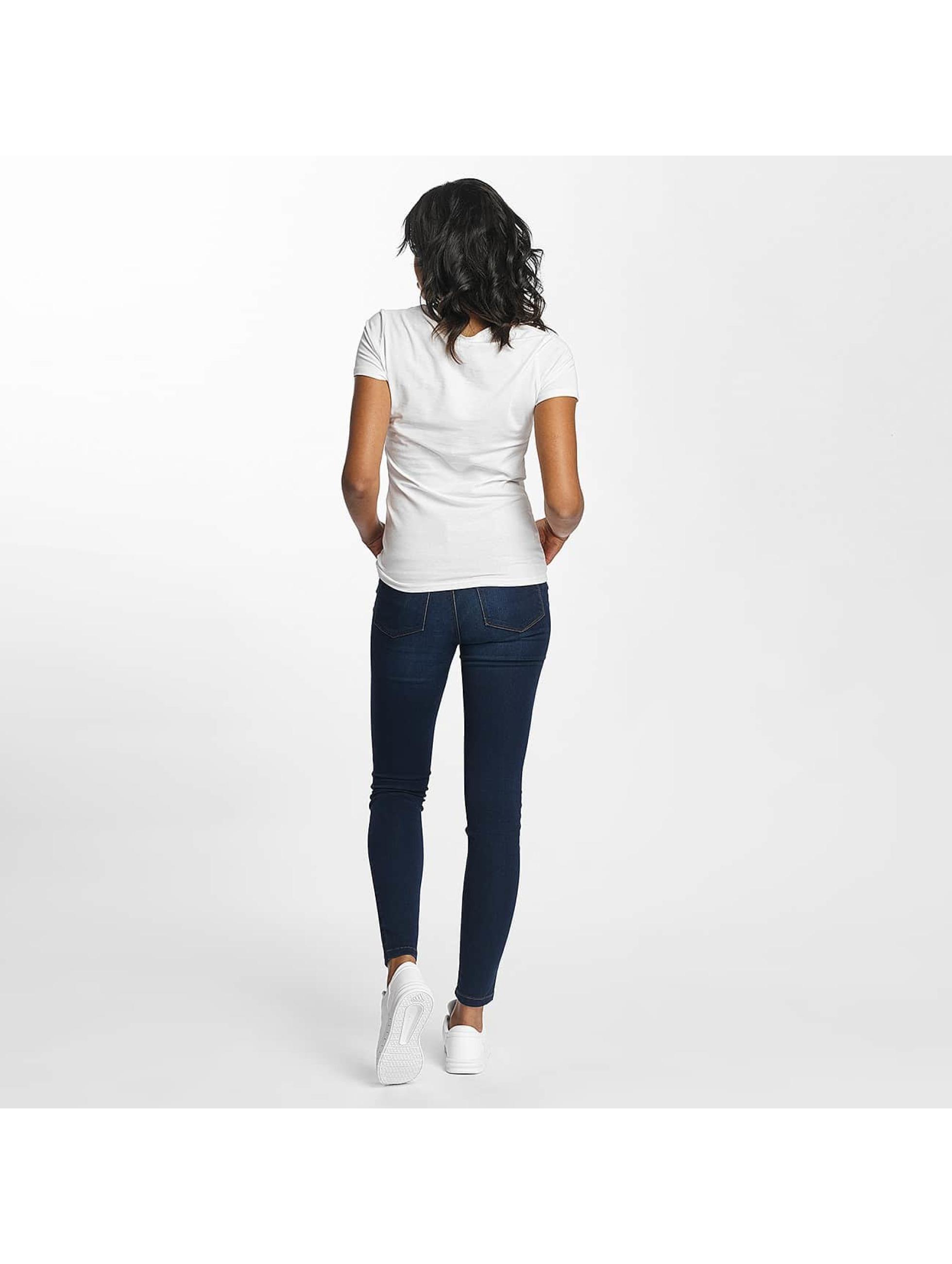 Noisy May T-skjorter nmSuper hvit