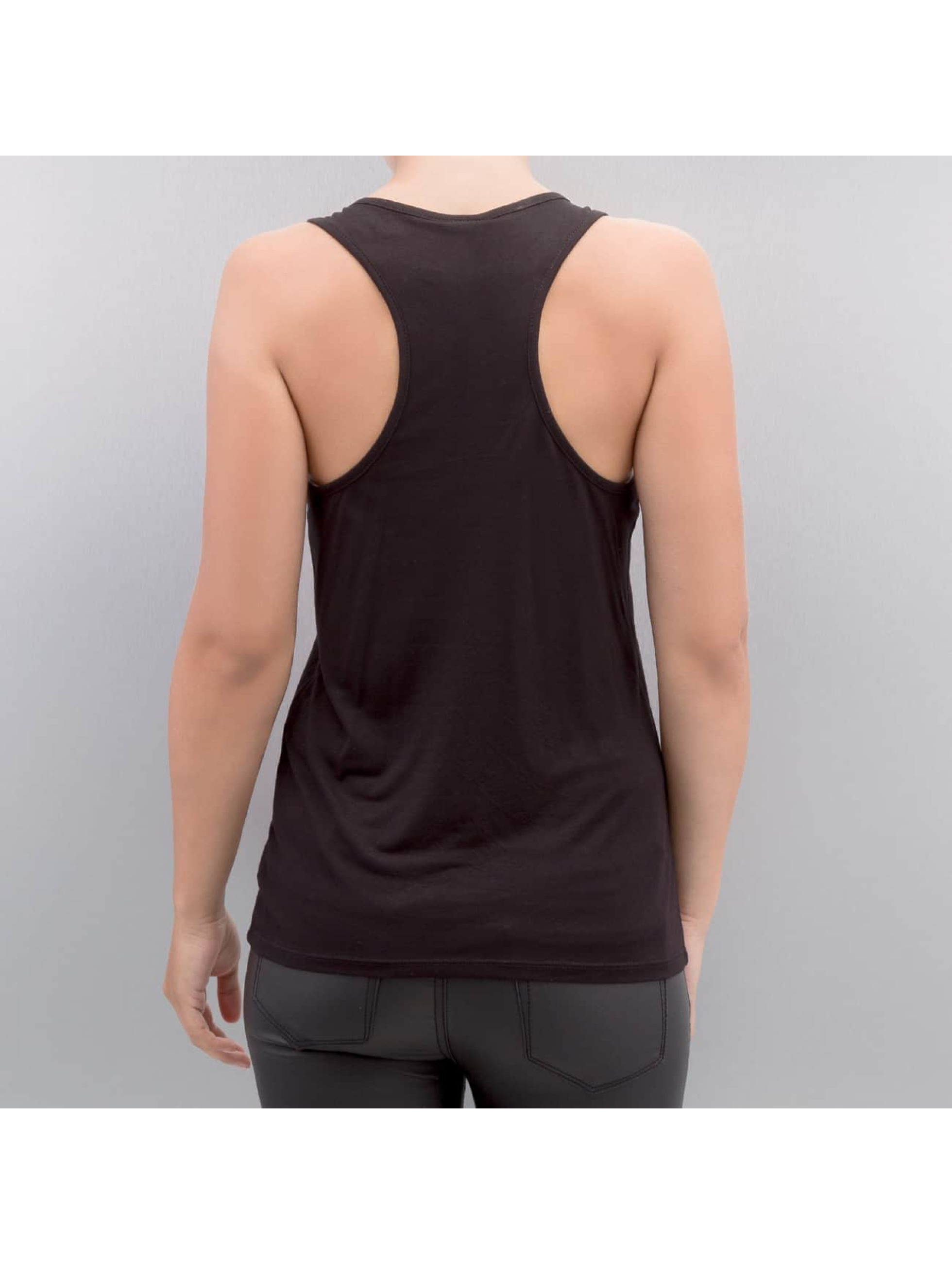 Noisy May Tank Tops nmAir schwarz