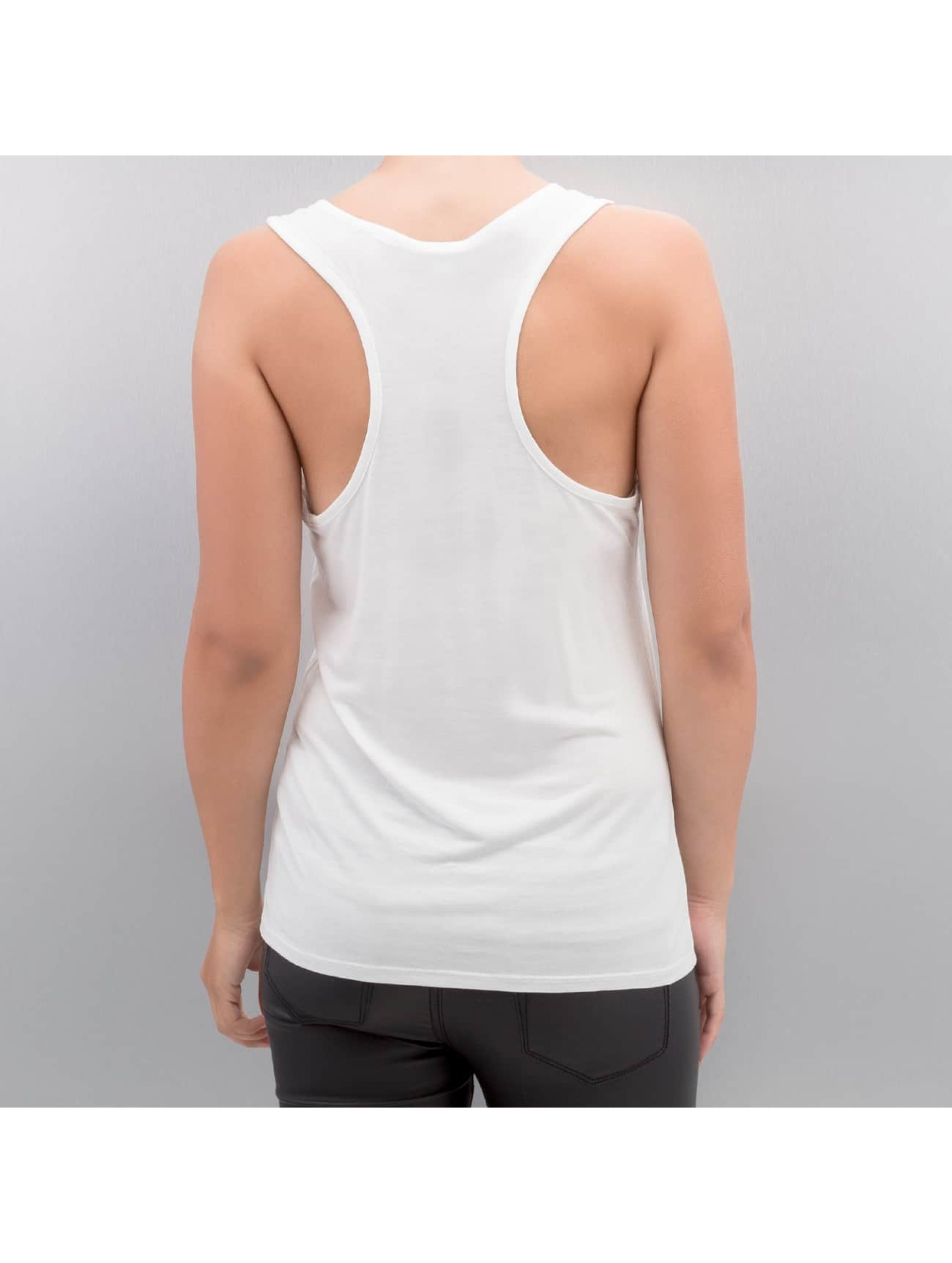 Noisy May Tank Tops nmAir white