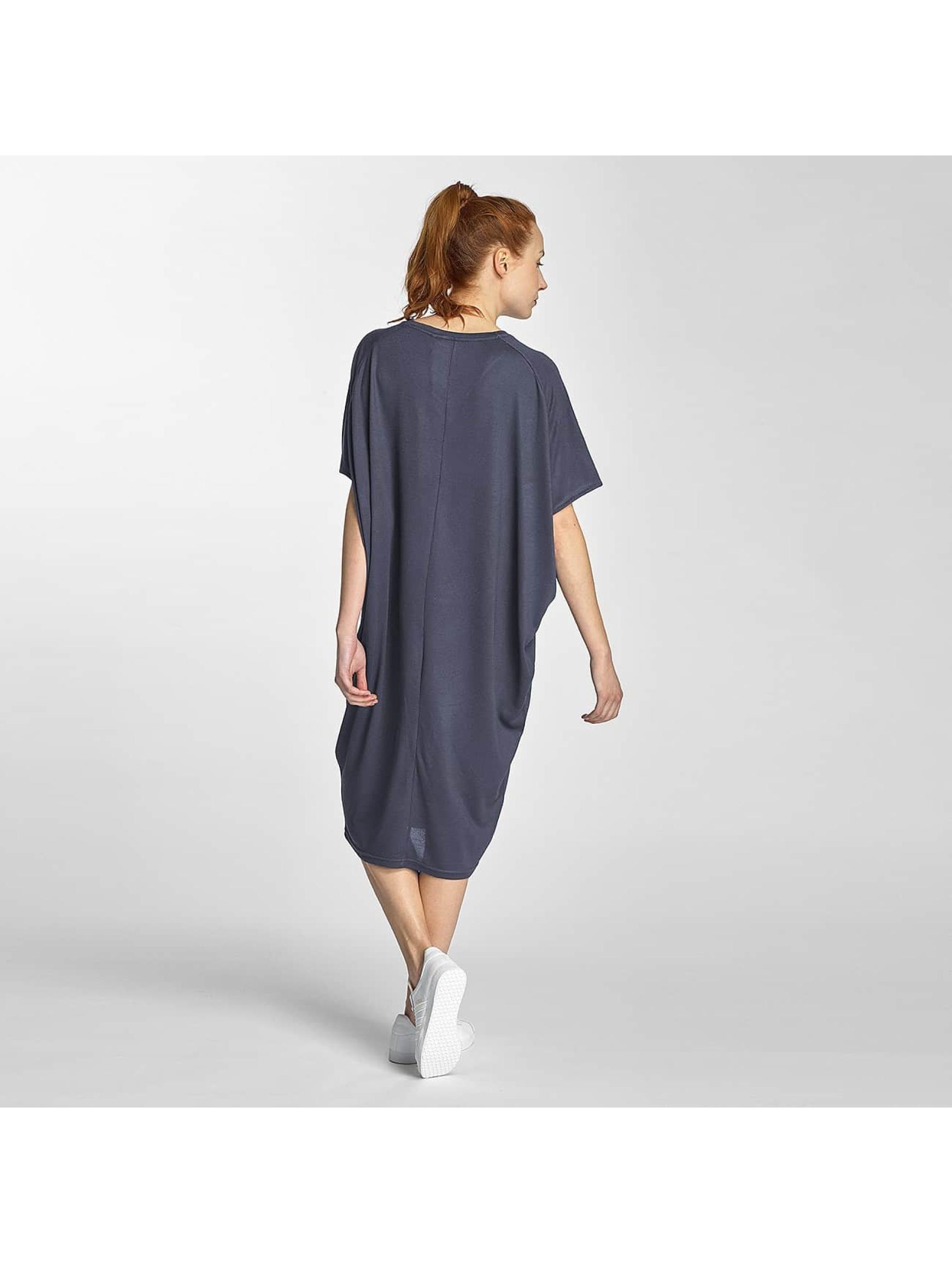 Nümph jurk Genevre grijs