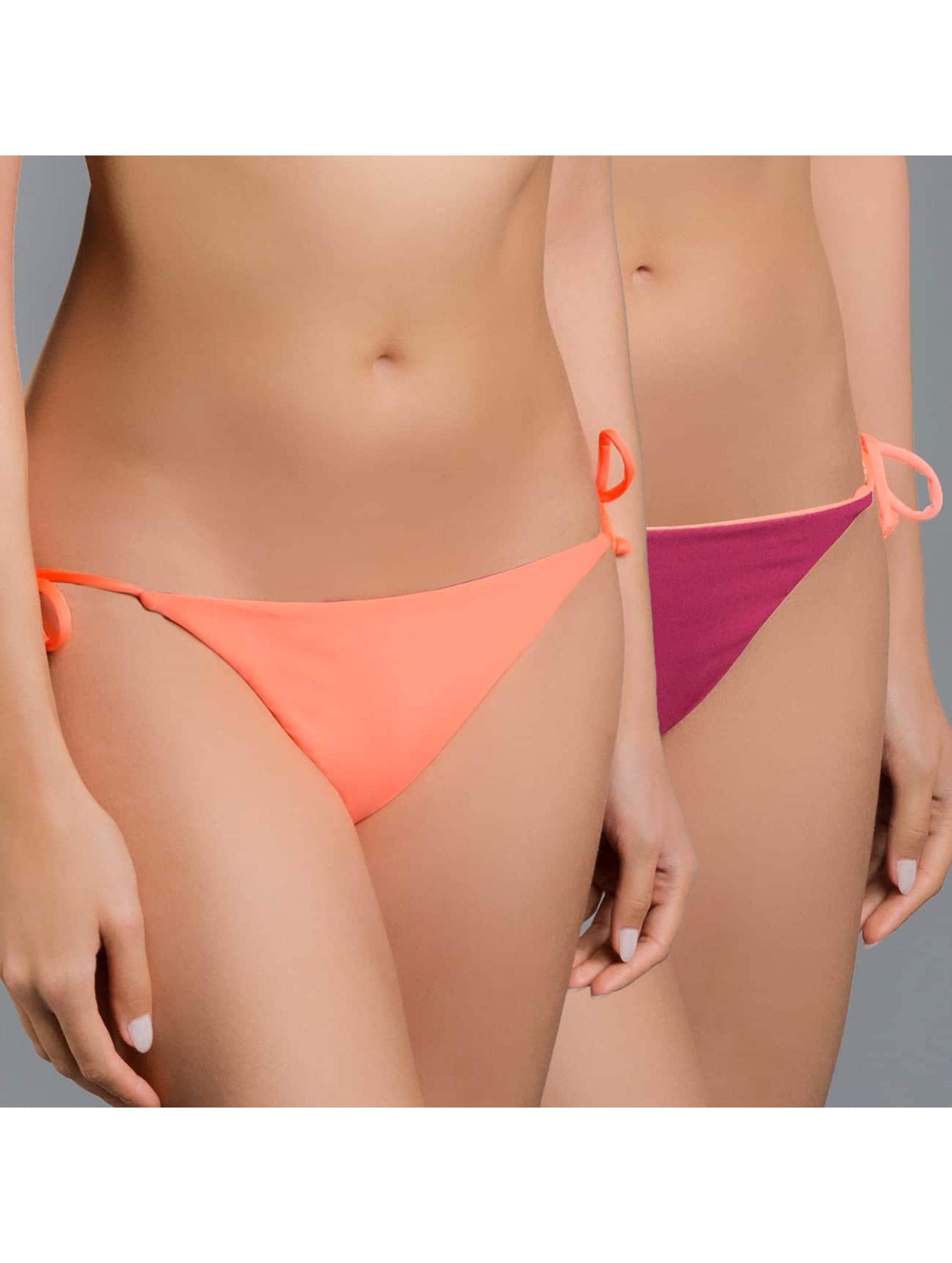 O'NEILL Beachwear Reversible Solid Tieside orange