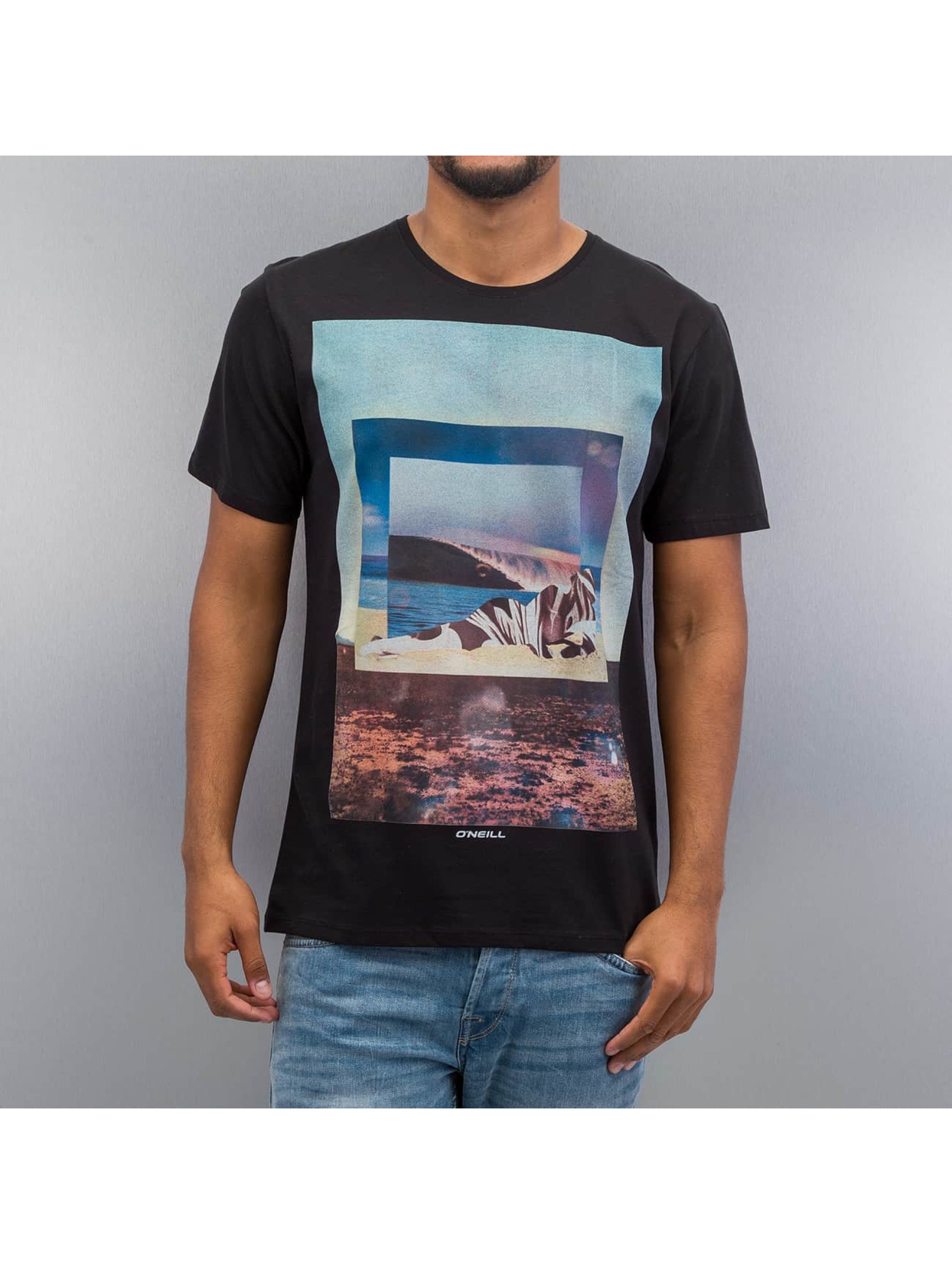 O'NEILL T-Shirt Framed black