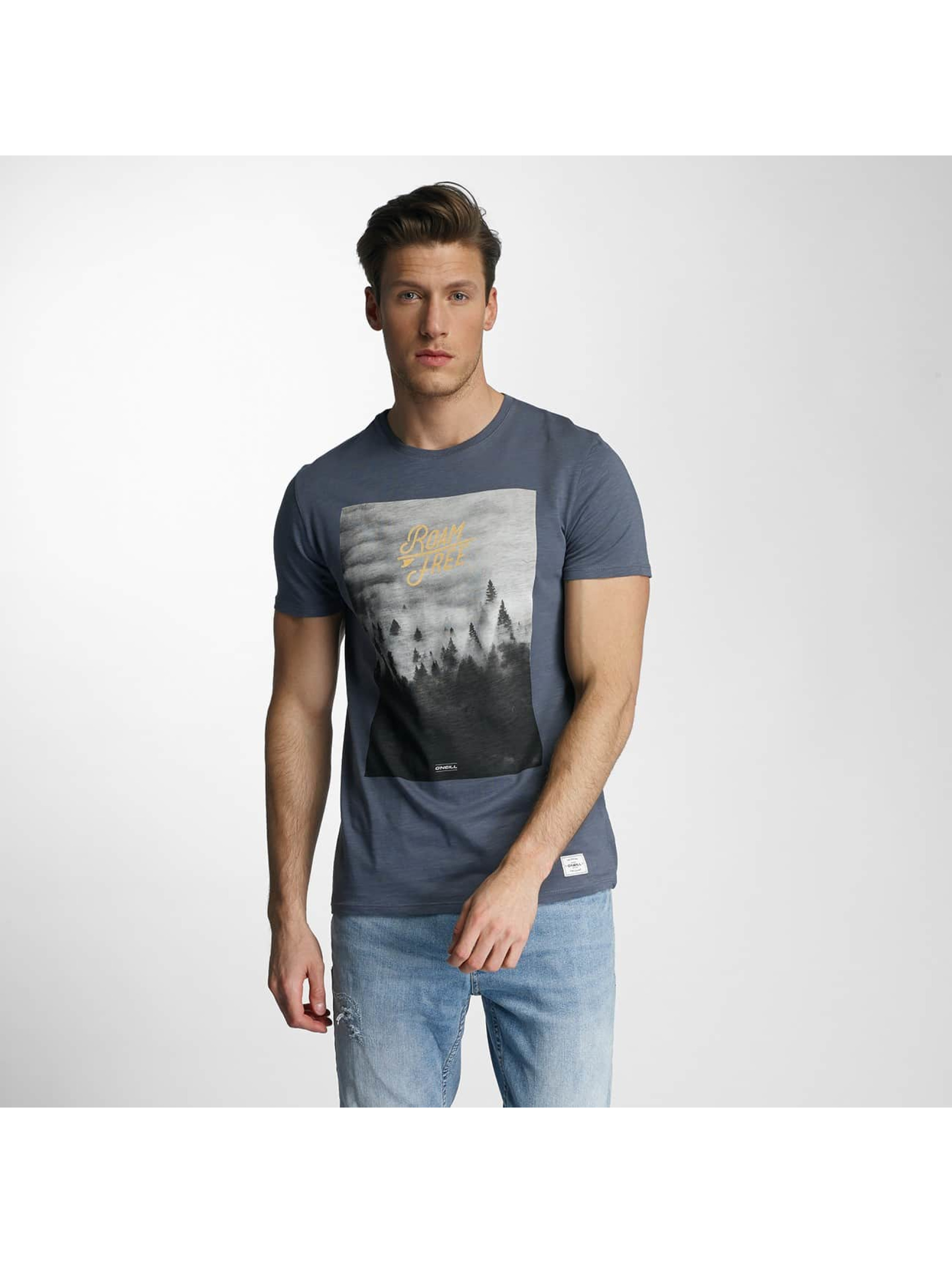 O'NEILL T-Shirt LM Wildlife blue