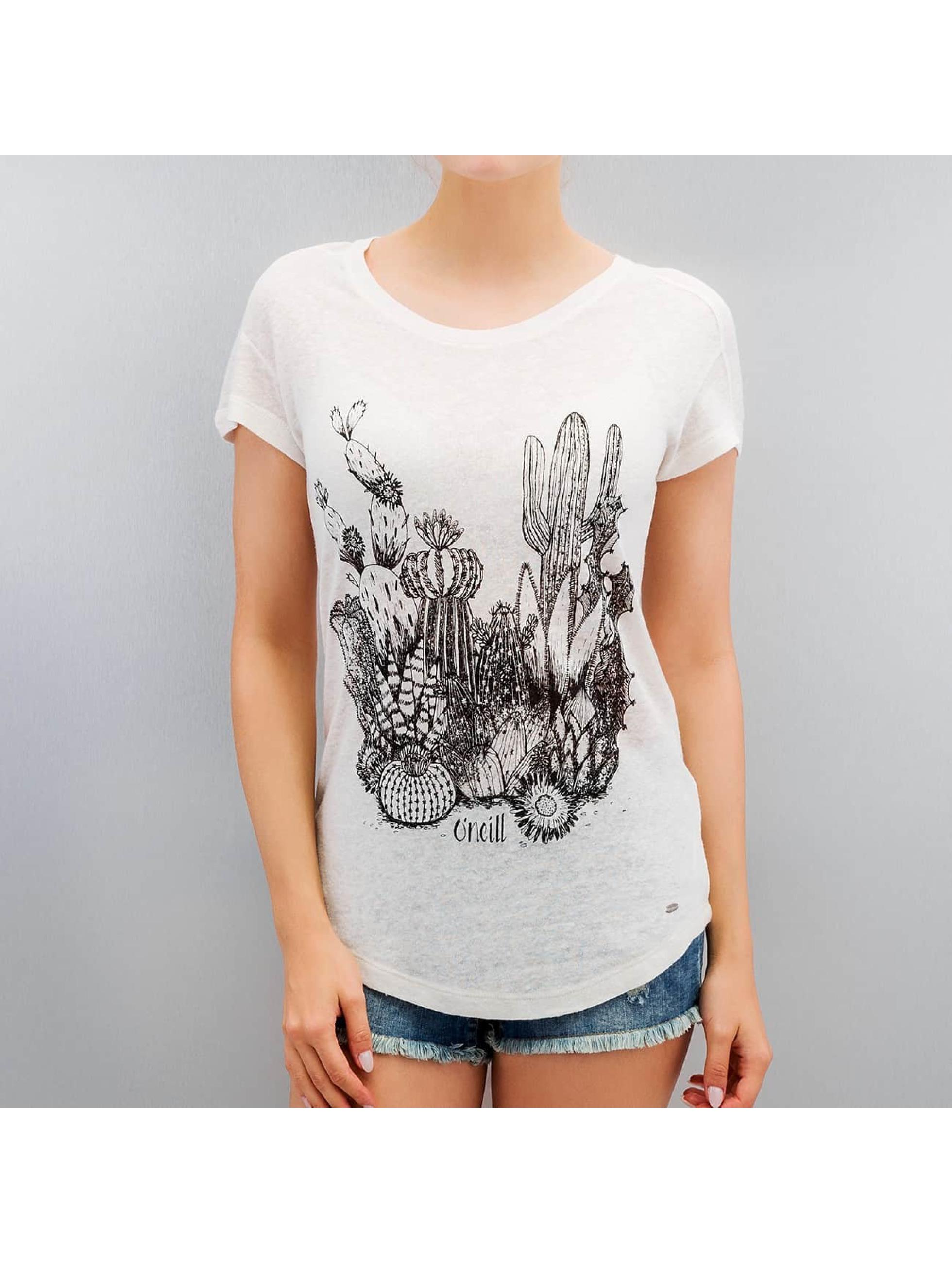 O'NEILL T-Shirt Cali Nature white