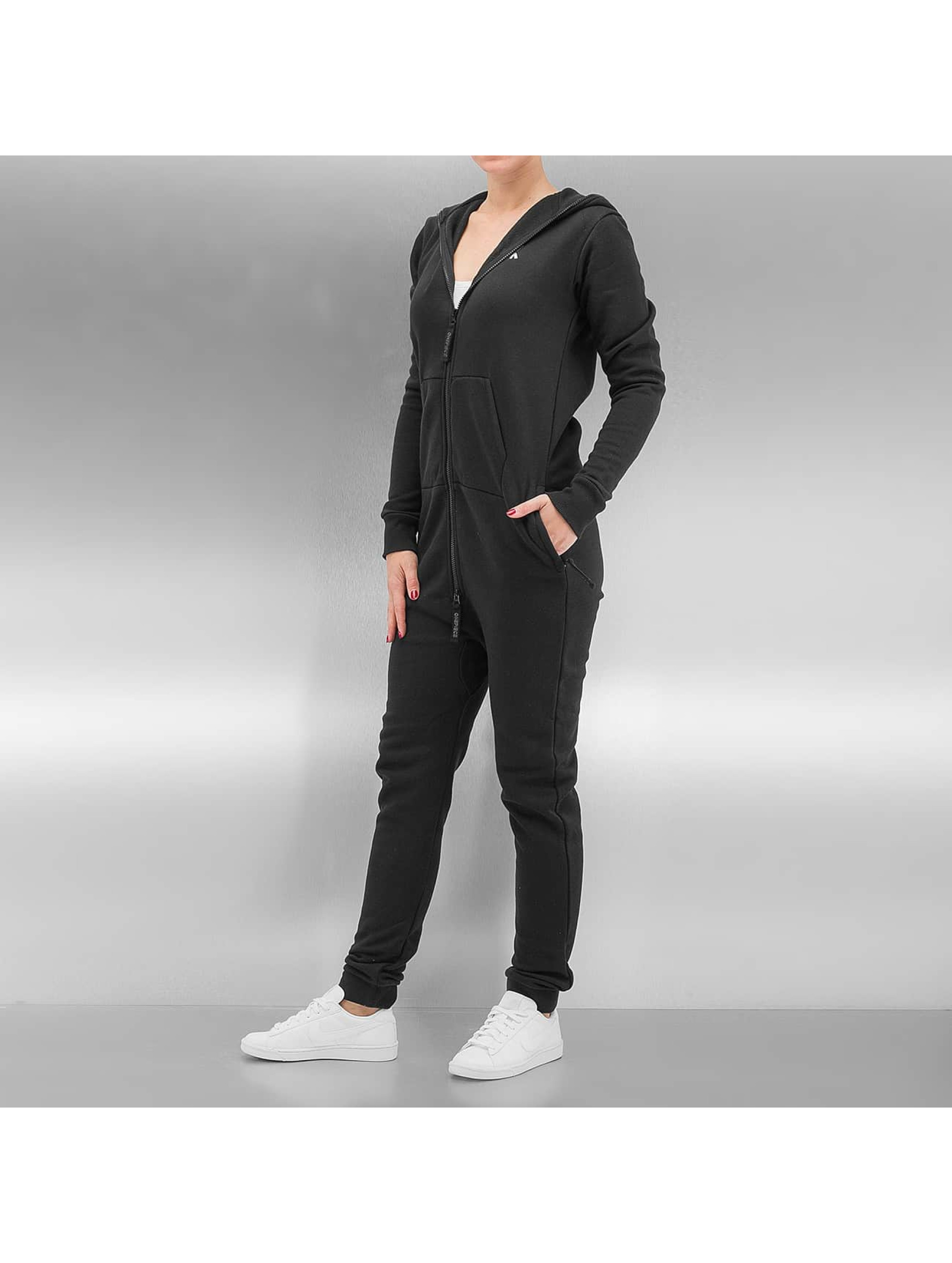 onepiece original onesie 2 0 noir combinaison combishort 331822. Black Bedroom Furniture Sets. Home Design Ideas